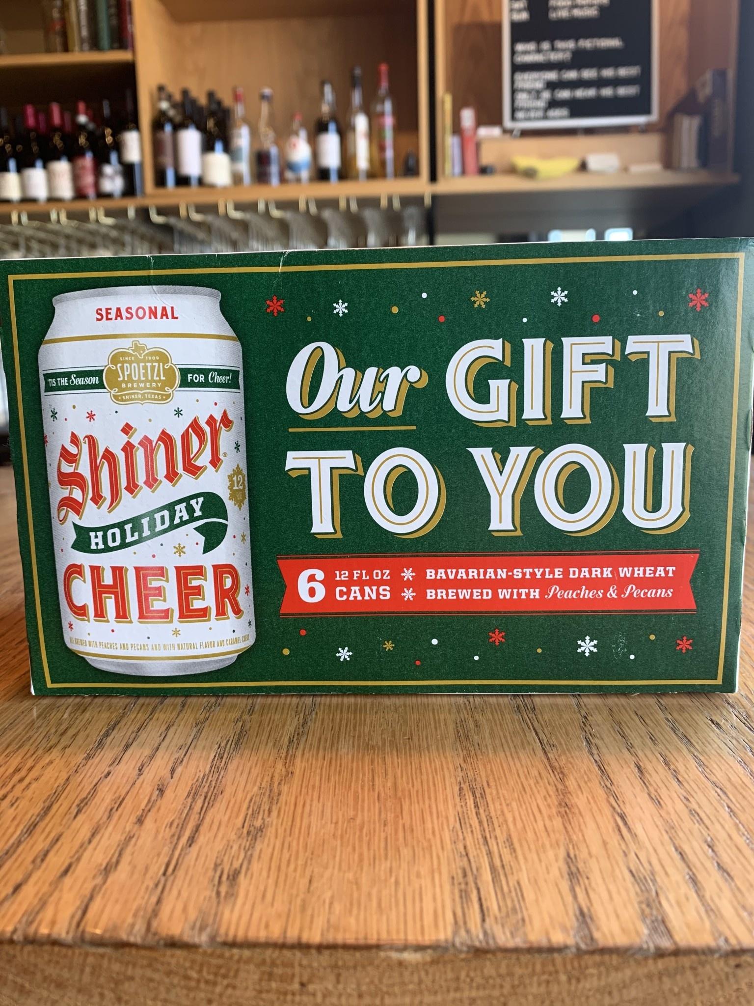 Shiner Shiner Holiday Cheer 12oz 6pk