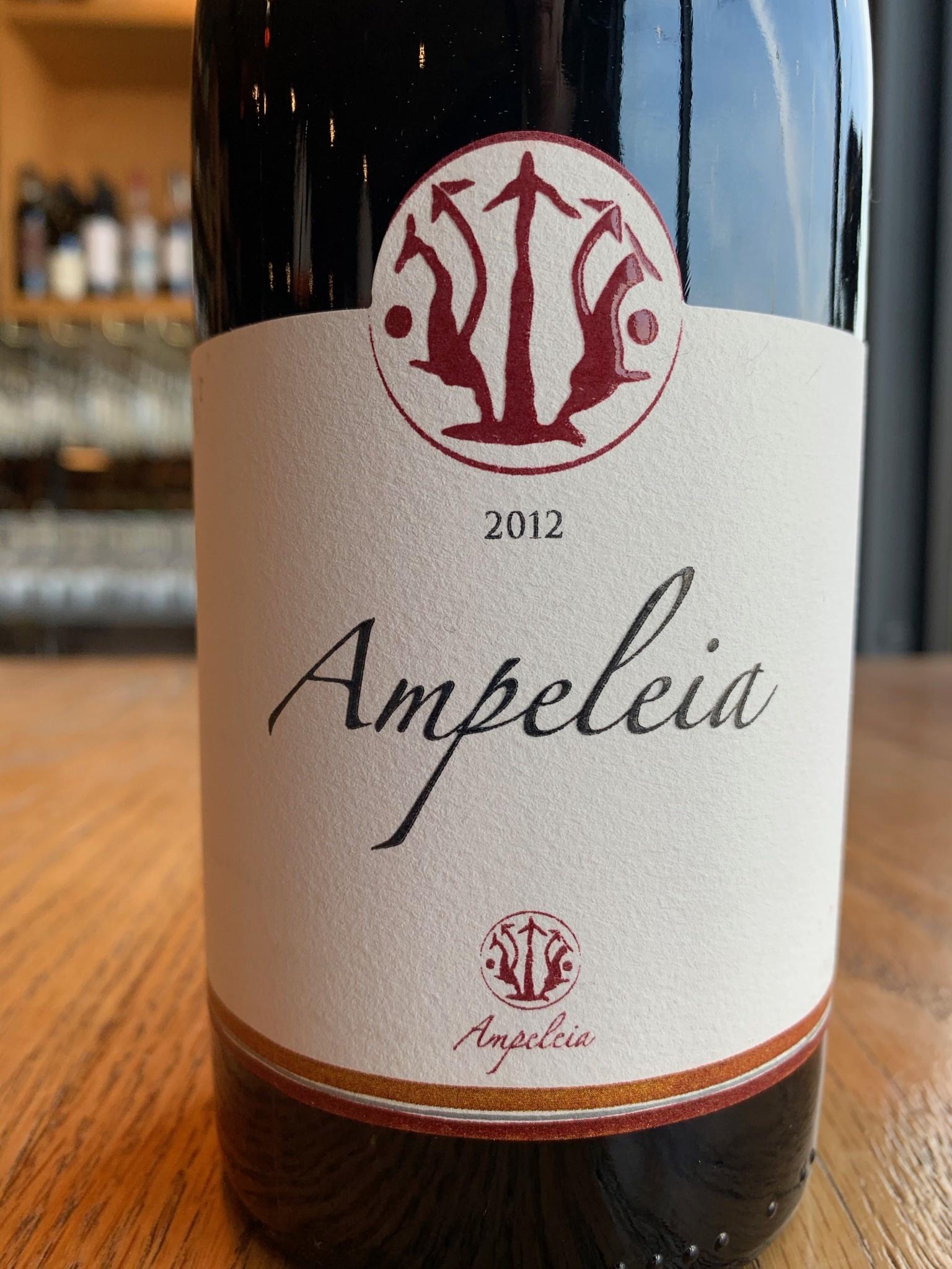 Società Agricola Ampeleia 2012 Ampeleia Ampeleia 750ml