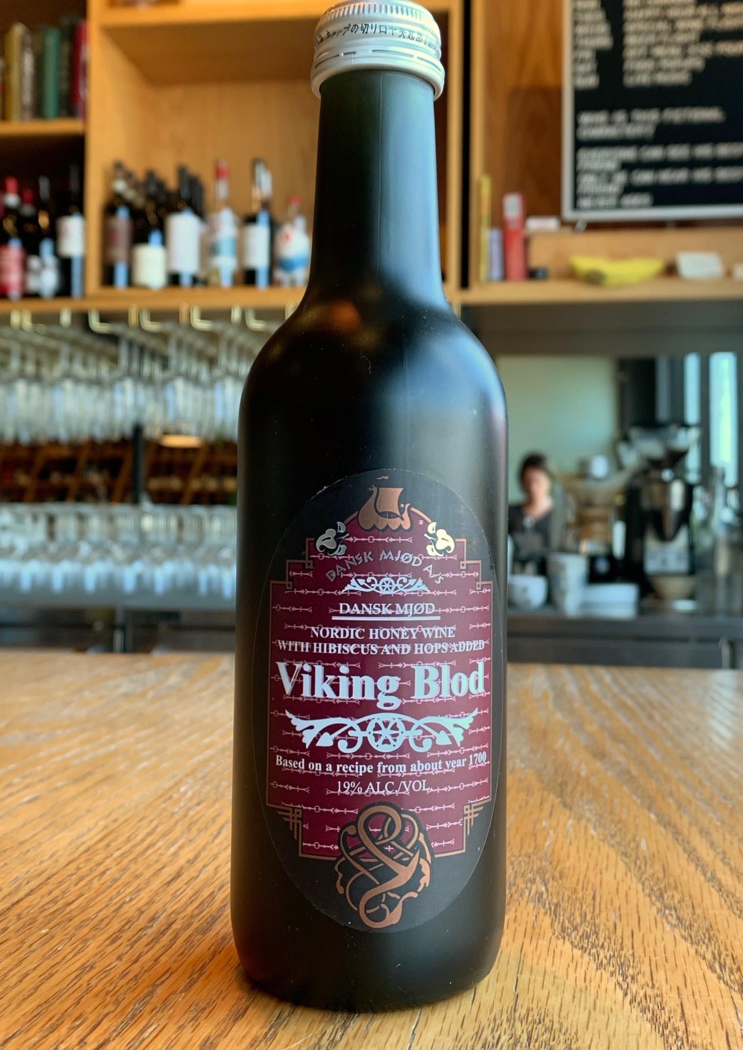 Dansk Mjød Dansk Mjød Viking Blod Nordic Honey Wine 375mL