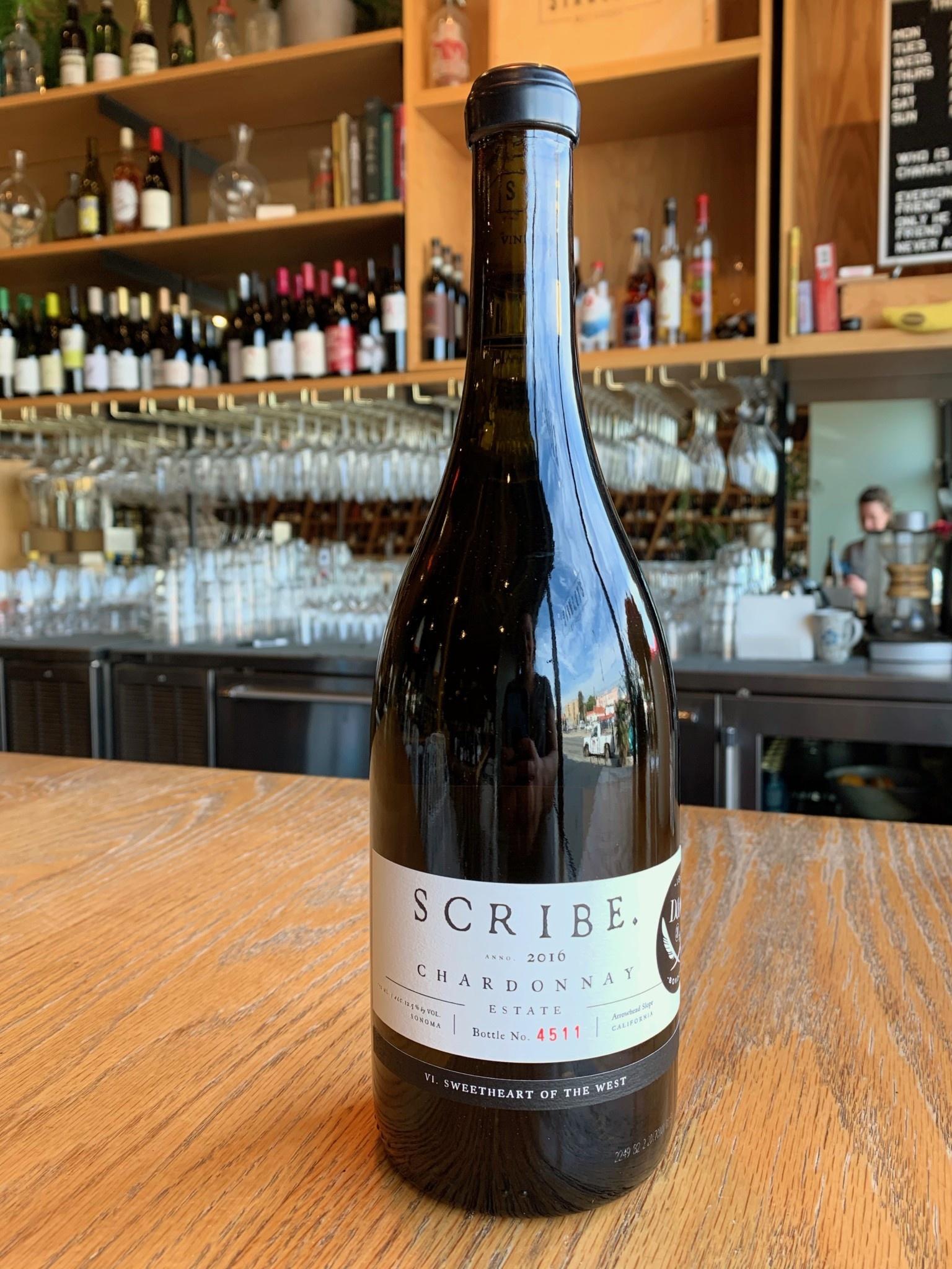 Scribe 2016 Scribe Estate Chardonnay 750mL