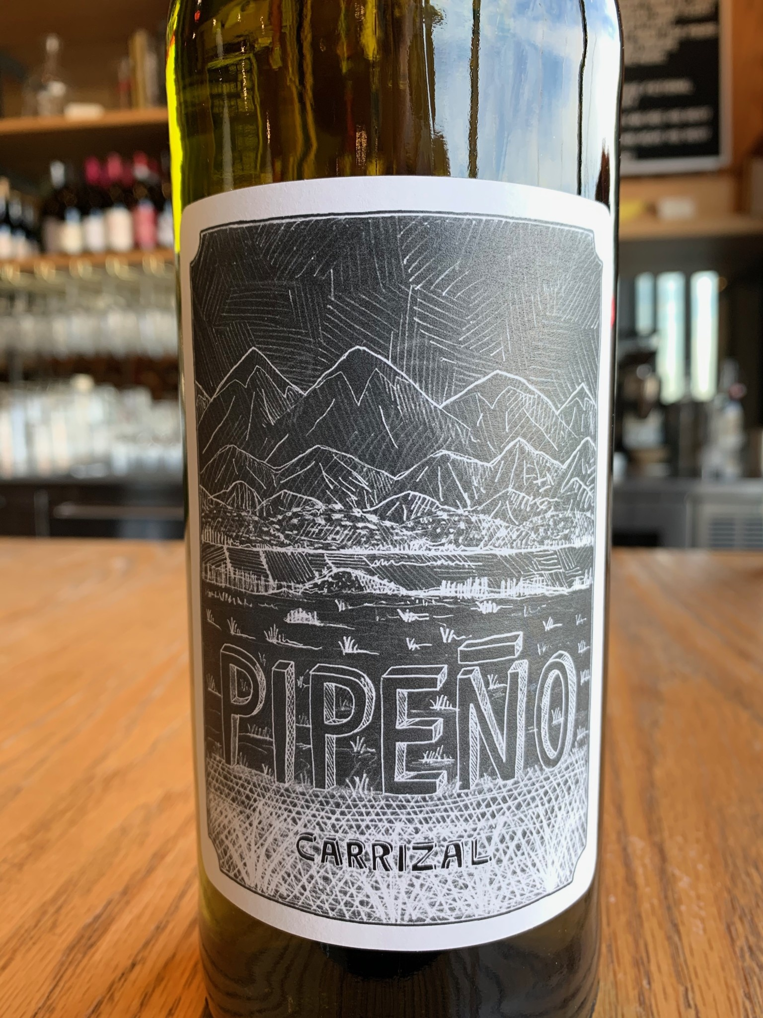 2019 Pipeño Carrizal Blanco 1L