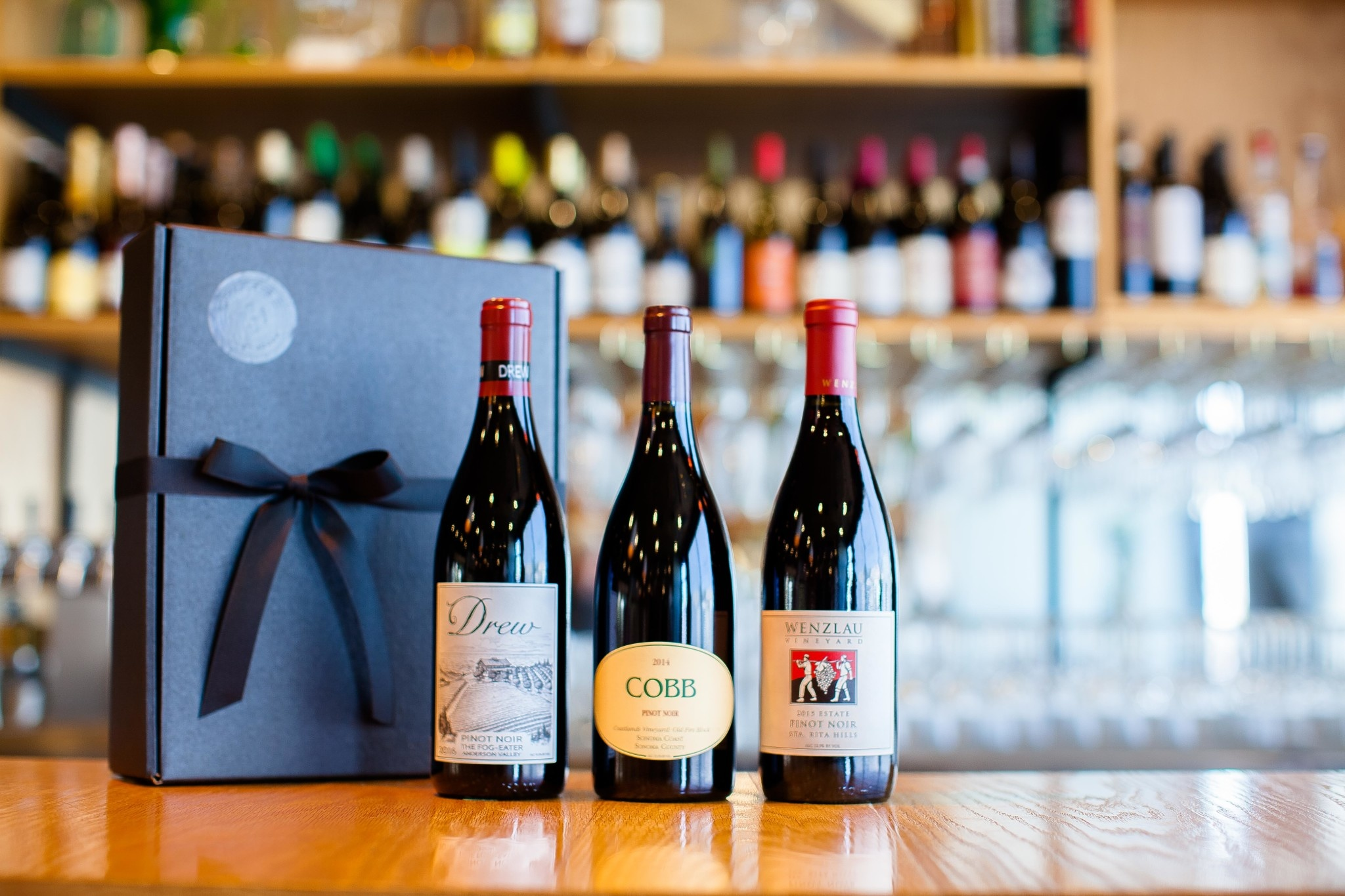 Pacific Pinots Gift Box