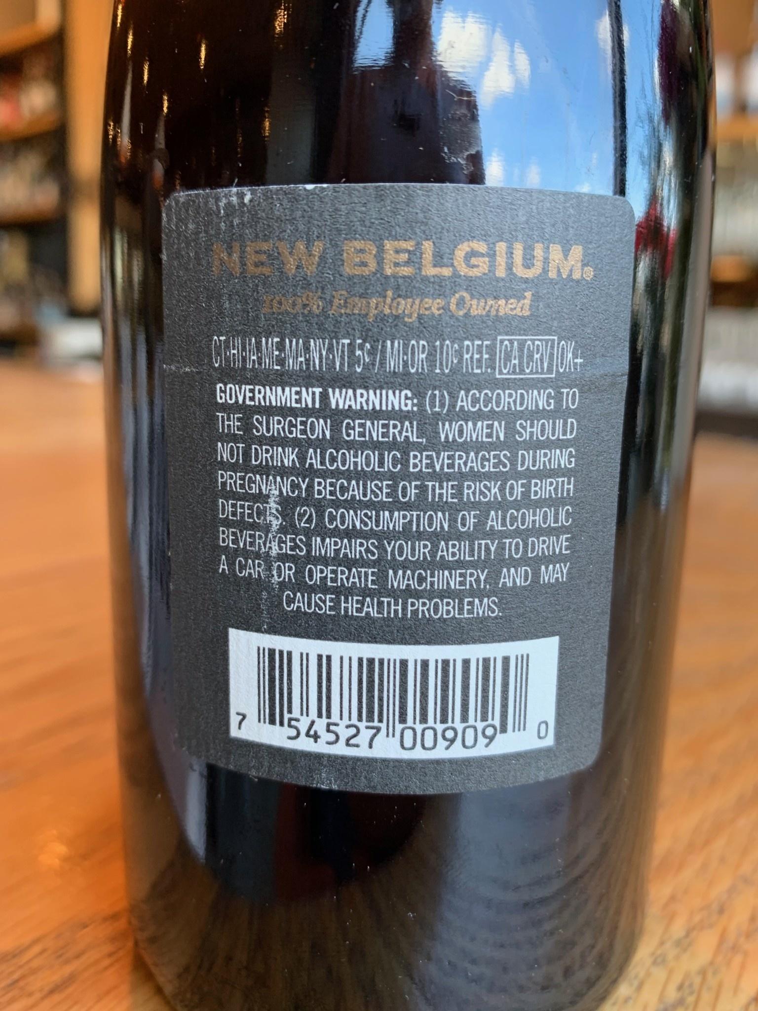 New Belgium Brewing New Belgium Brewing La Folie 375ml
