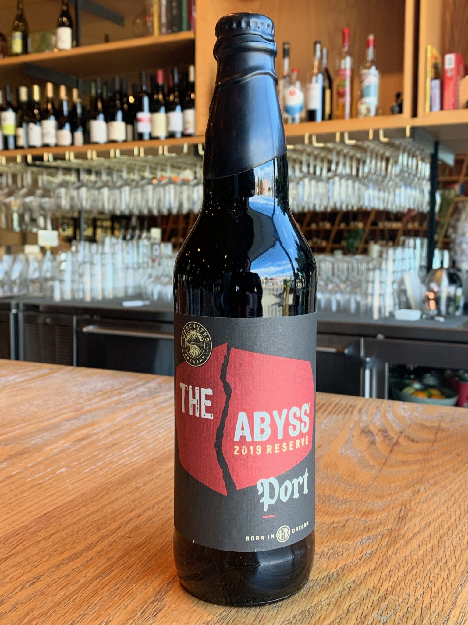 Deschutes Brewing Co. Deschutes Brewery The Abyss Reserve Port Cask 22oz