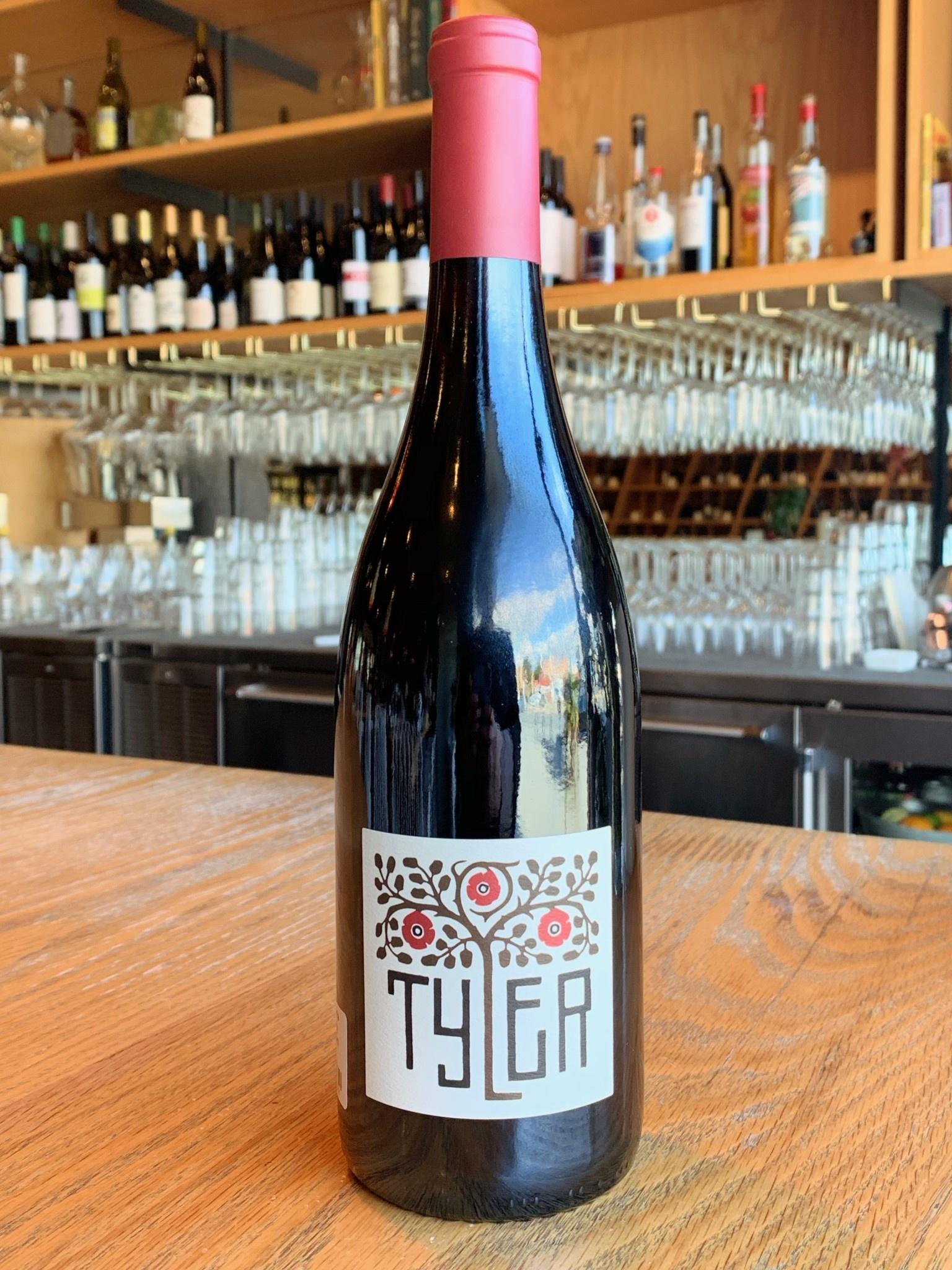 Tyler 2018 Tyler Santa Barbara County Pinot Noir 750ml