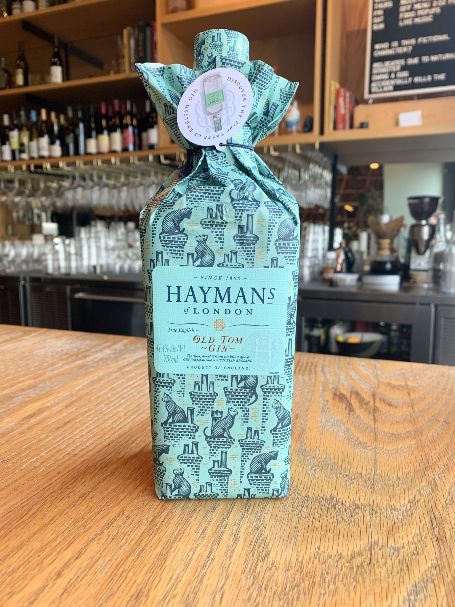 Haymans Hayman's Old Tom Gin 750mL