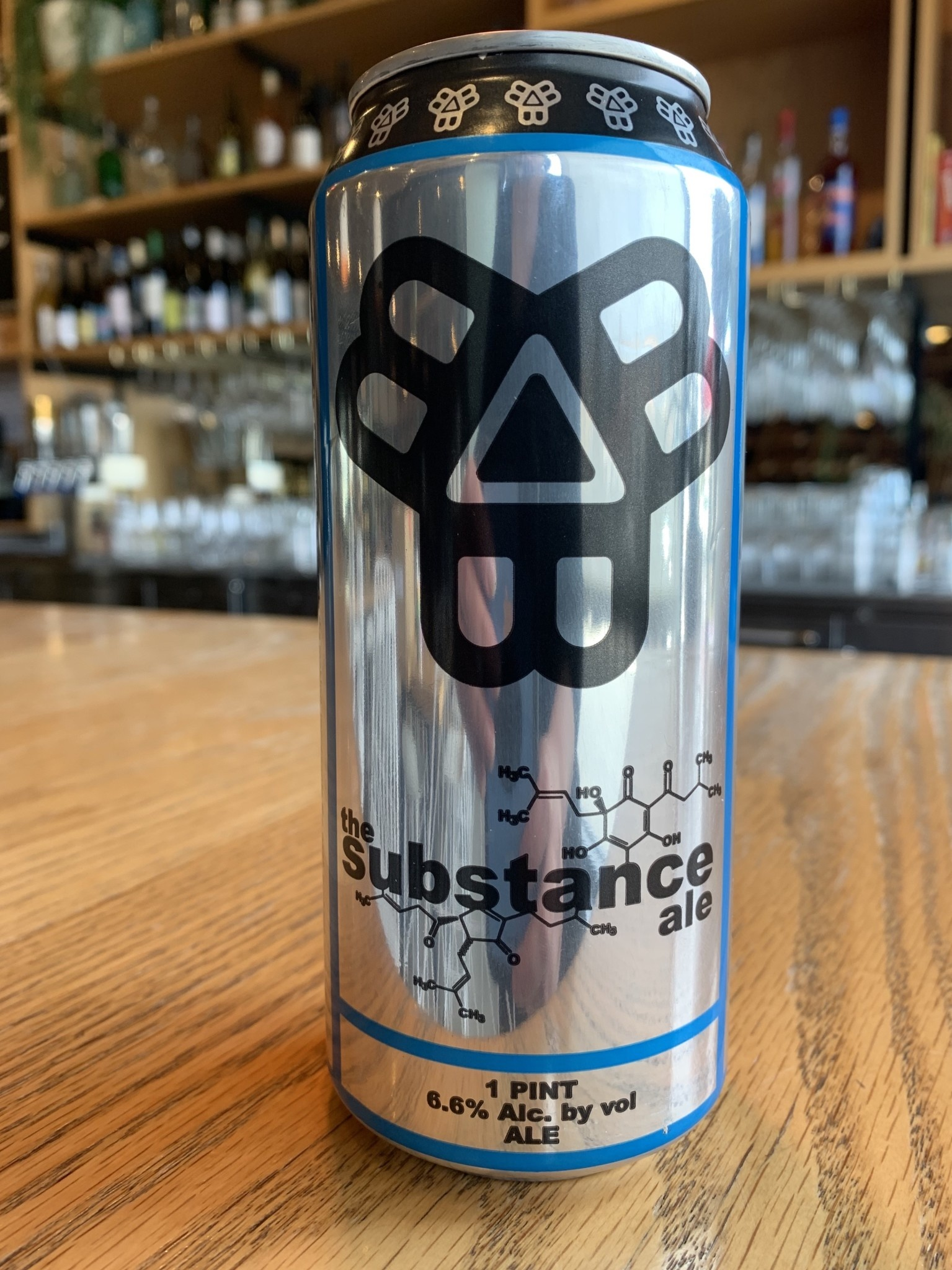 Bissell Brothers Brewing Co. Bissell Brothers Brewing Co. The Substance Ale 16oz