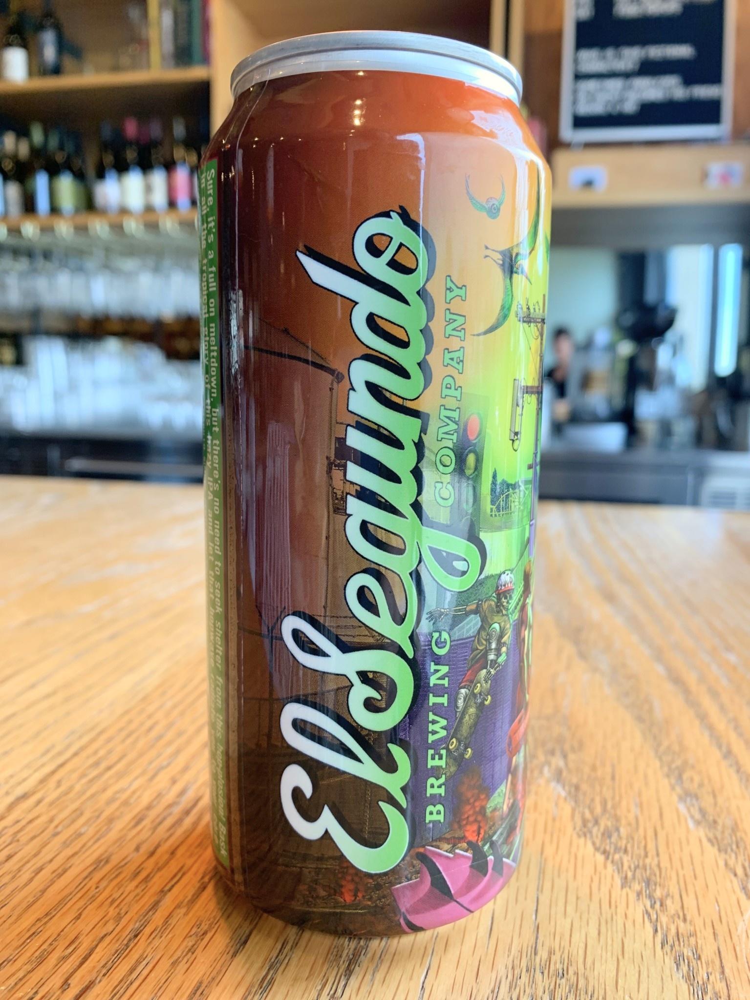 El Segundo Brewing Company El Segundo Brewing Radioactive Fallout Hazy IPA  16oz