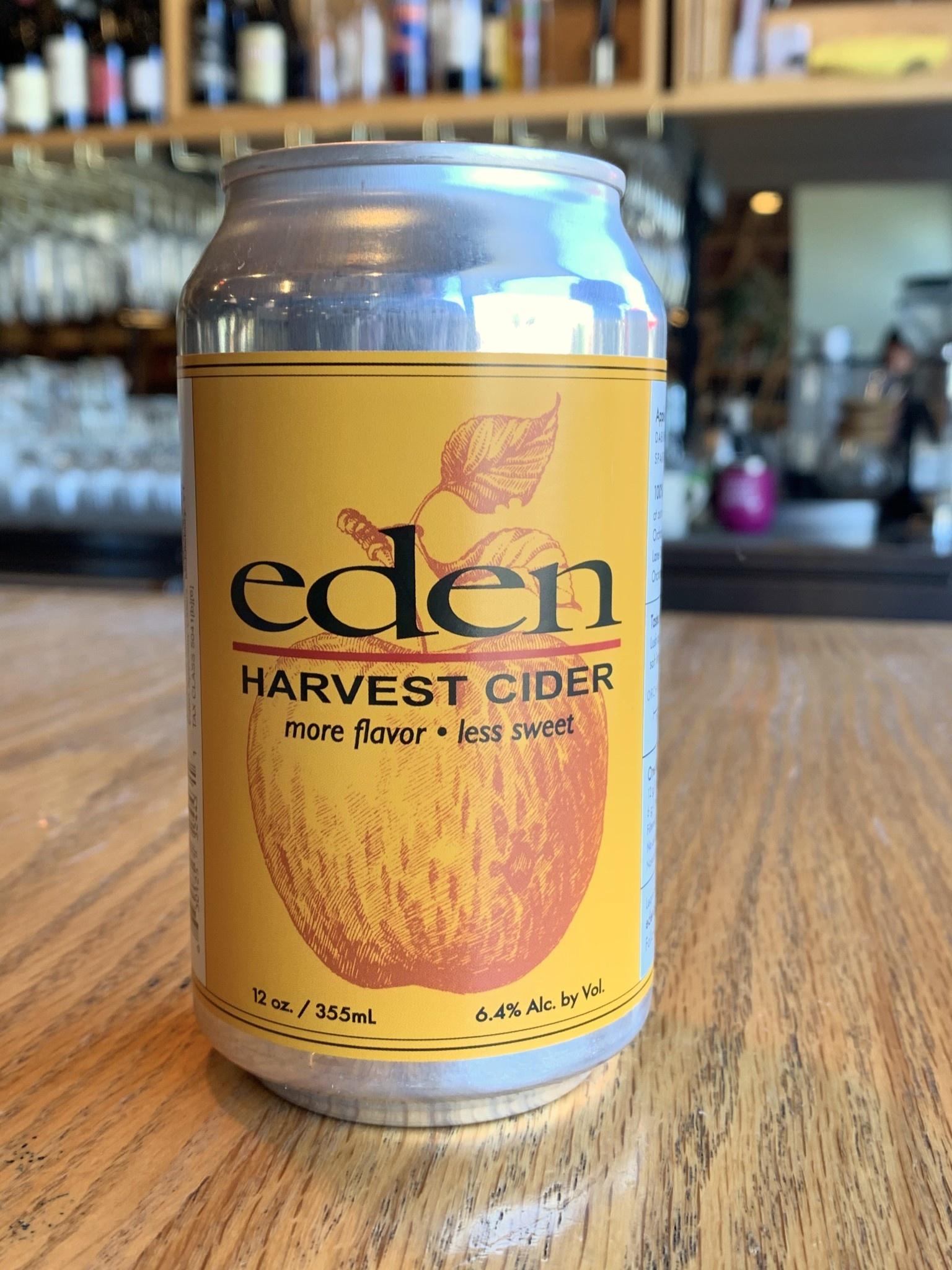 Eden's Cider Eden Ciders Semi-Dry Cider 12oz