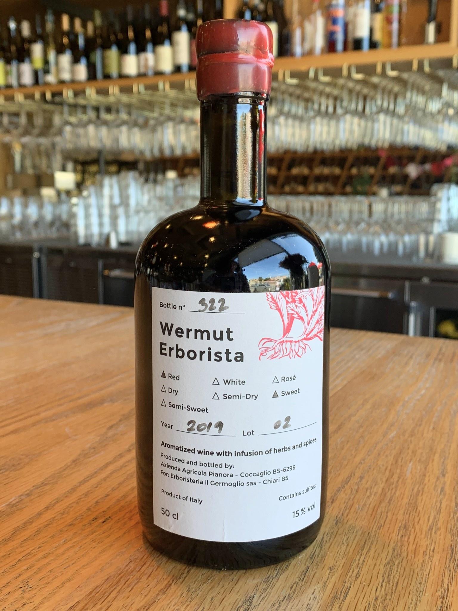 Pianora Pianora Pianora Pianora Wermut Erborista Vermouth 500ml