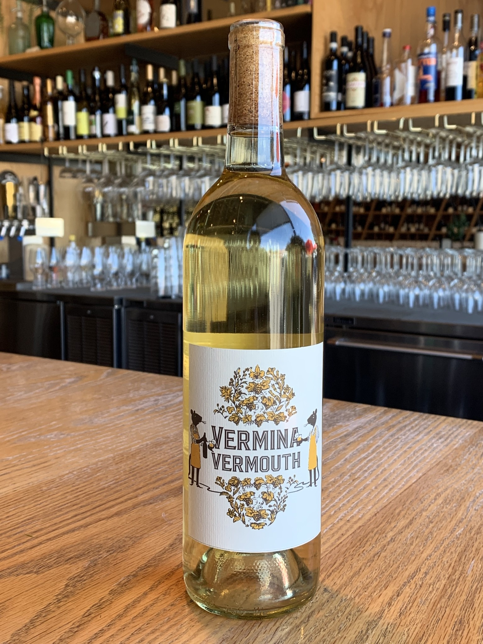 Vermina Vermina Vermouth Blanc 750ml