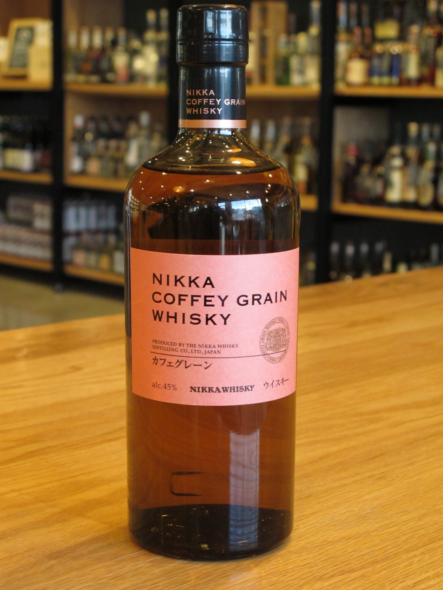 Nikka Whisky Distilling Nikka Coffey Grain Whisky 750mL