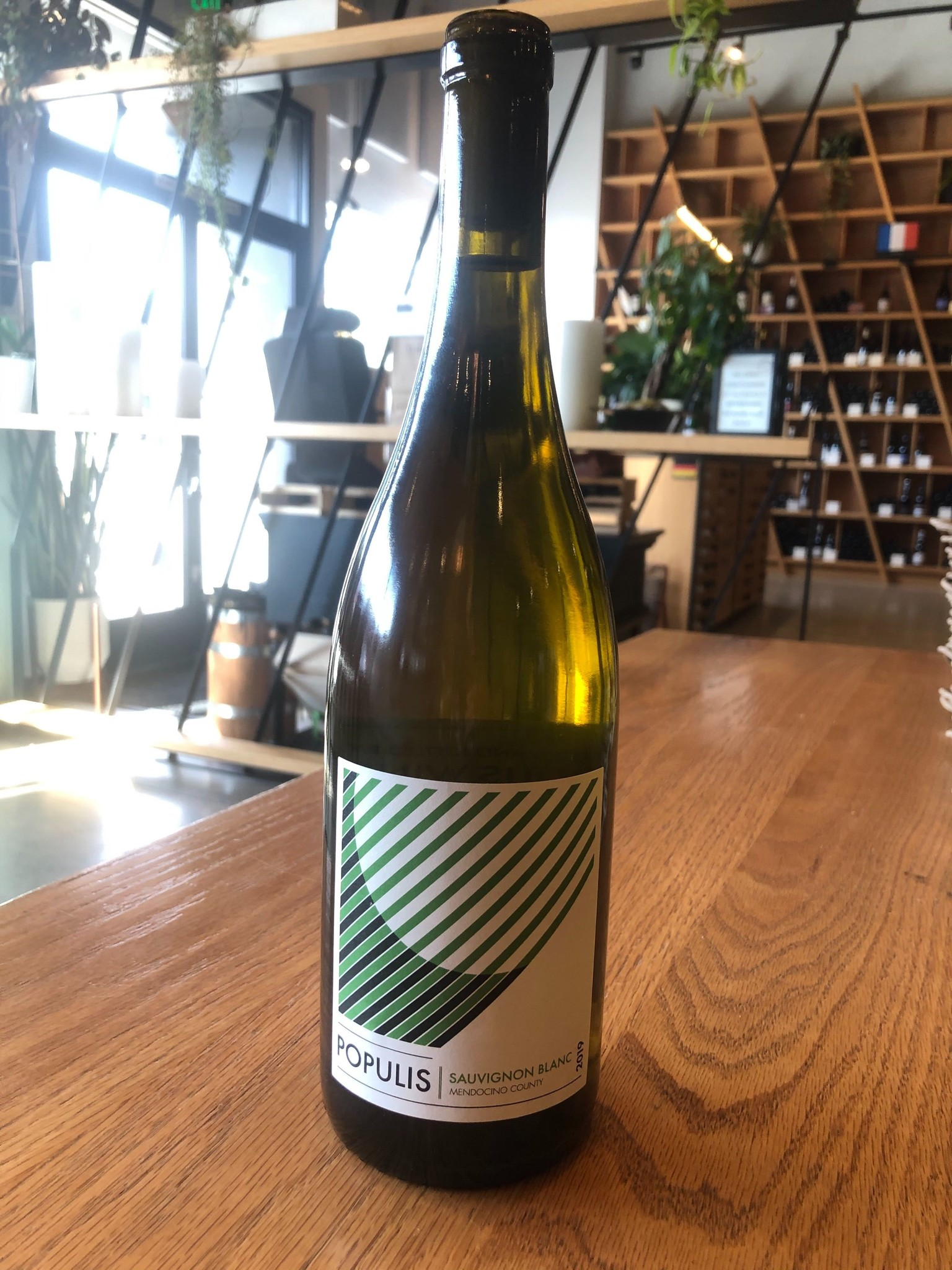 Populis Wine 2019 Populis Venturi Vineyard Sauvignon Blanc