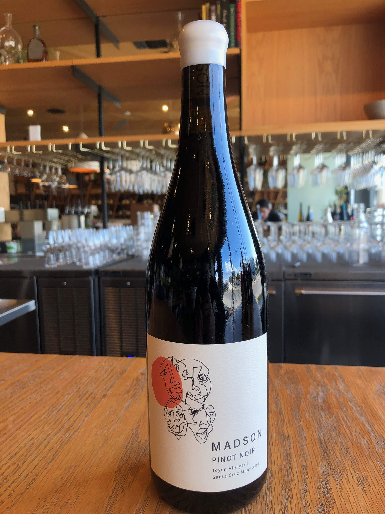 Madson Wines 2018 Madson Wines Toyon Pinot Noir 750ml