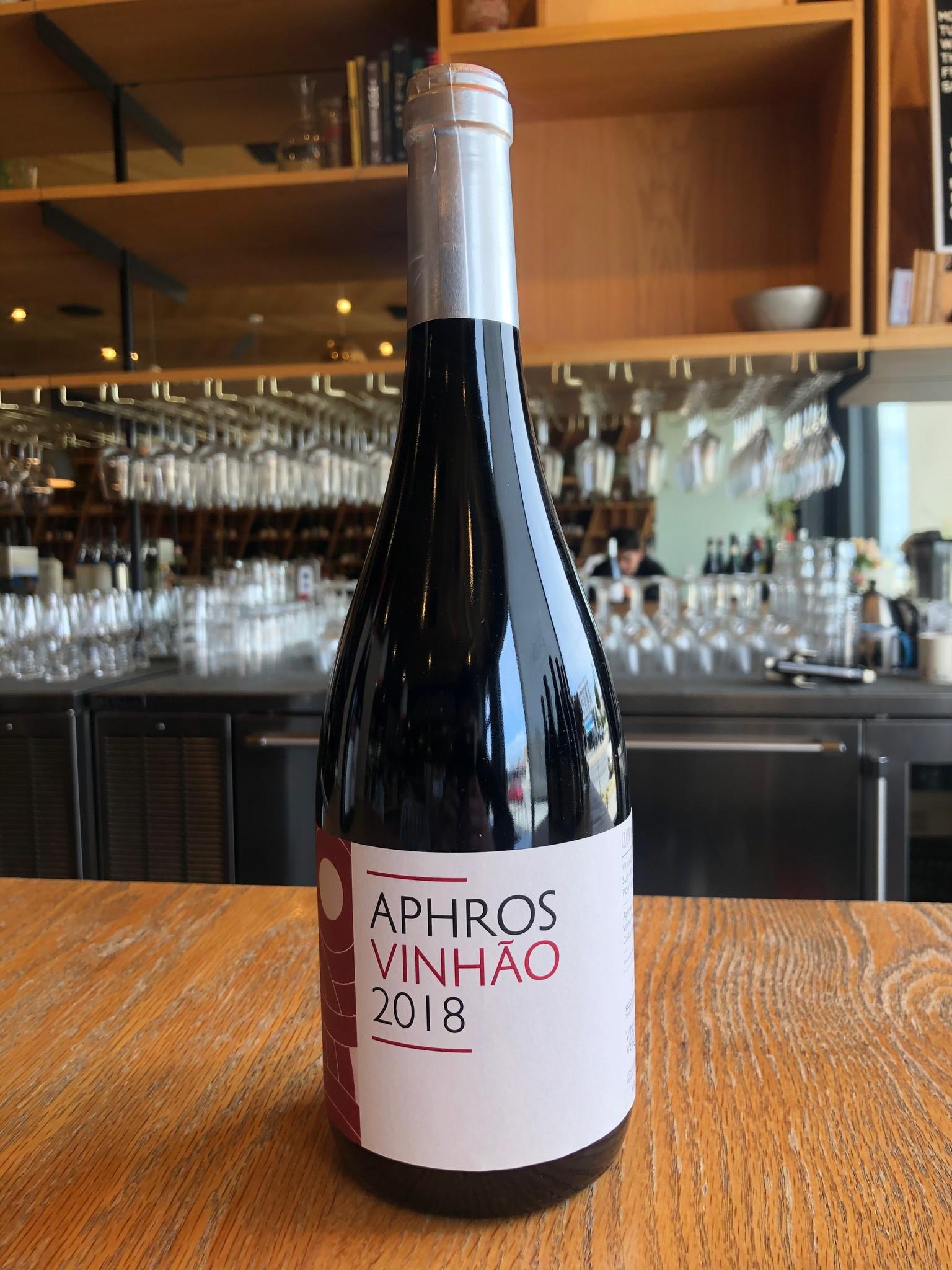 Aphros 2018 Aphros Vinhão 750mL