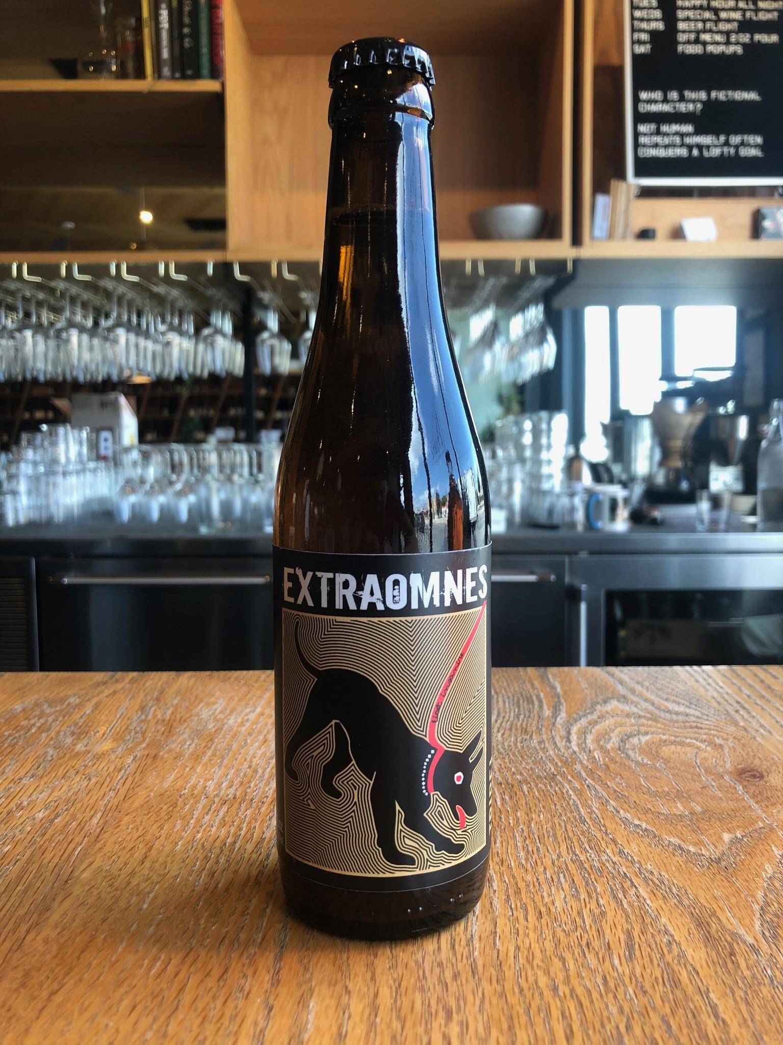 Extraomnes Extraomnes Belgian Tripel 11.2oz