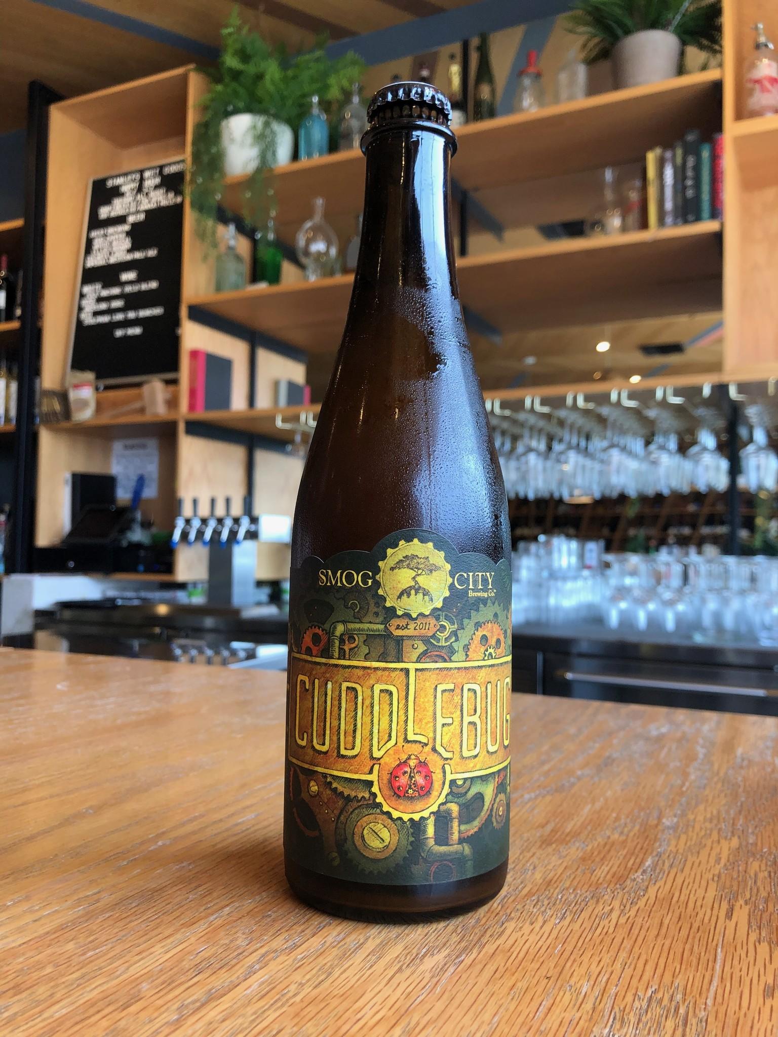 Smog City Brewing Co. Smog City Cuddlebug Wild Ale 500ml