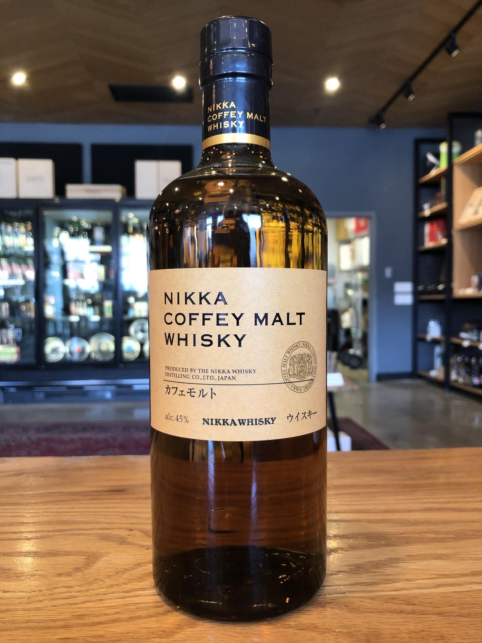 Nikka Whisky Distilling Nikka Coffey Malt Whiskey 750ml