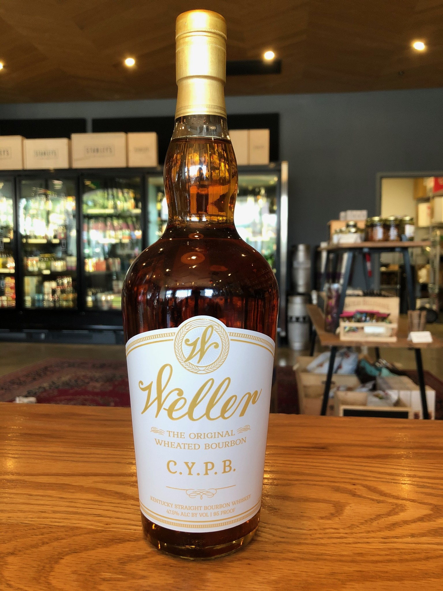 Buffalo Trace Distillery Weller C.Y.P.B Wheated Bourbon 750ml