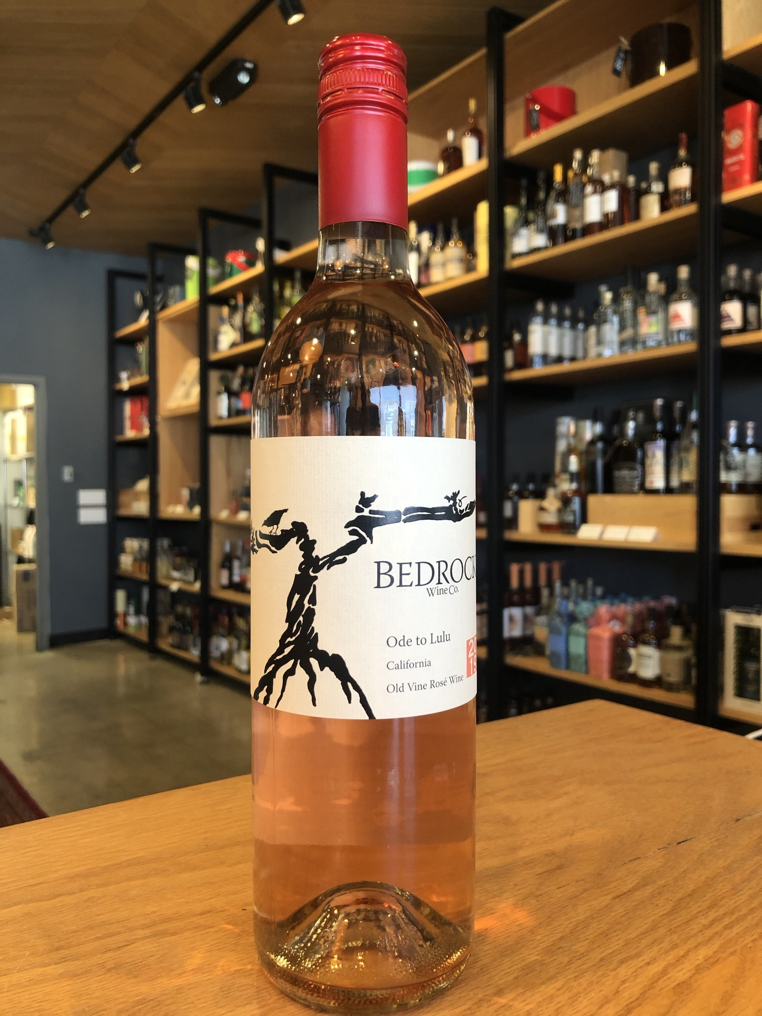Bedrock 2019 Bedrock Wine Co. 'Ode to Lulu' Rosé 750ml