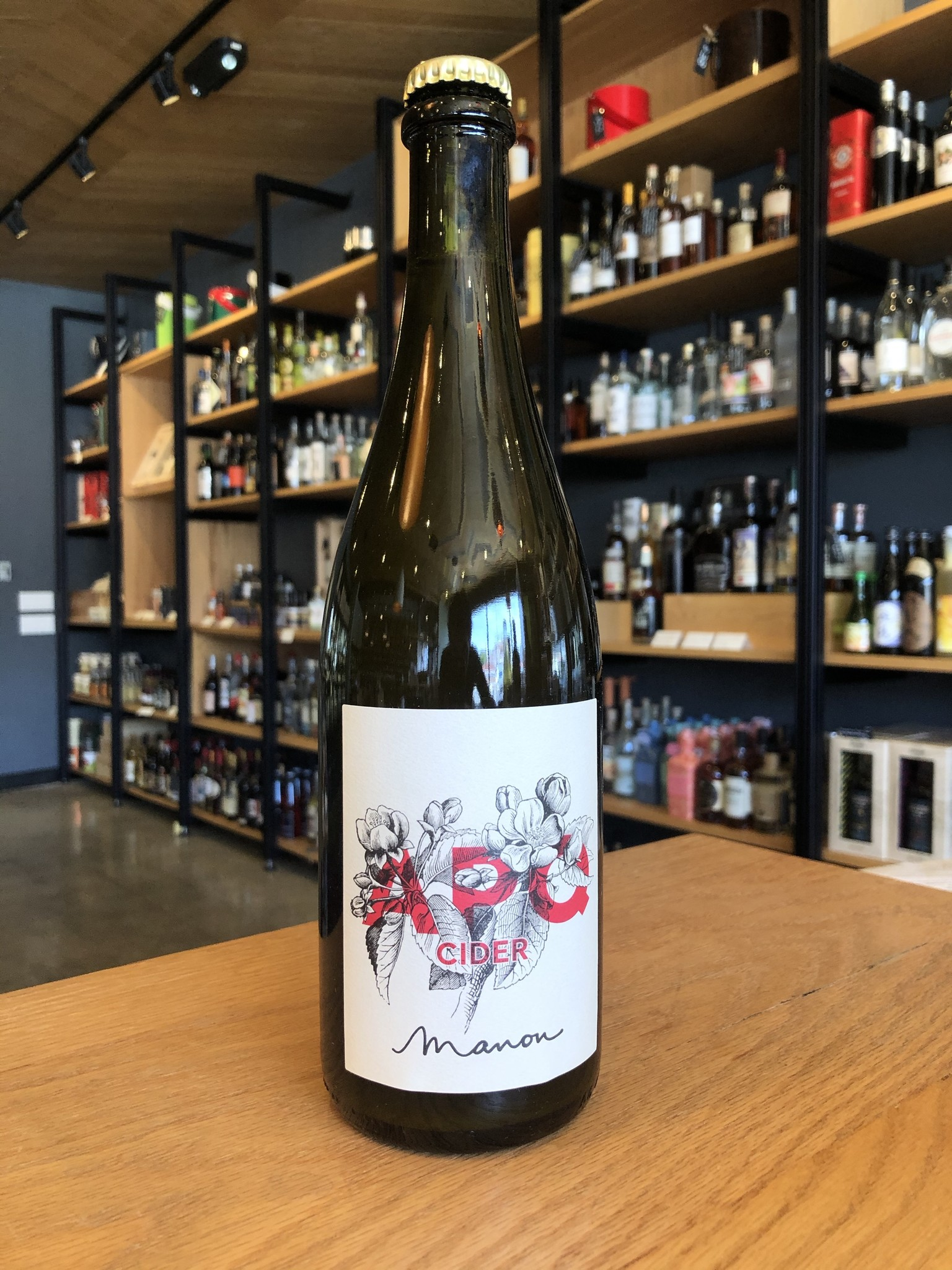 Manon 2018 Manon APQ Cider Red 750ml