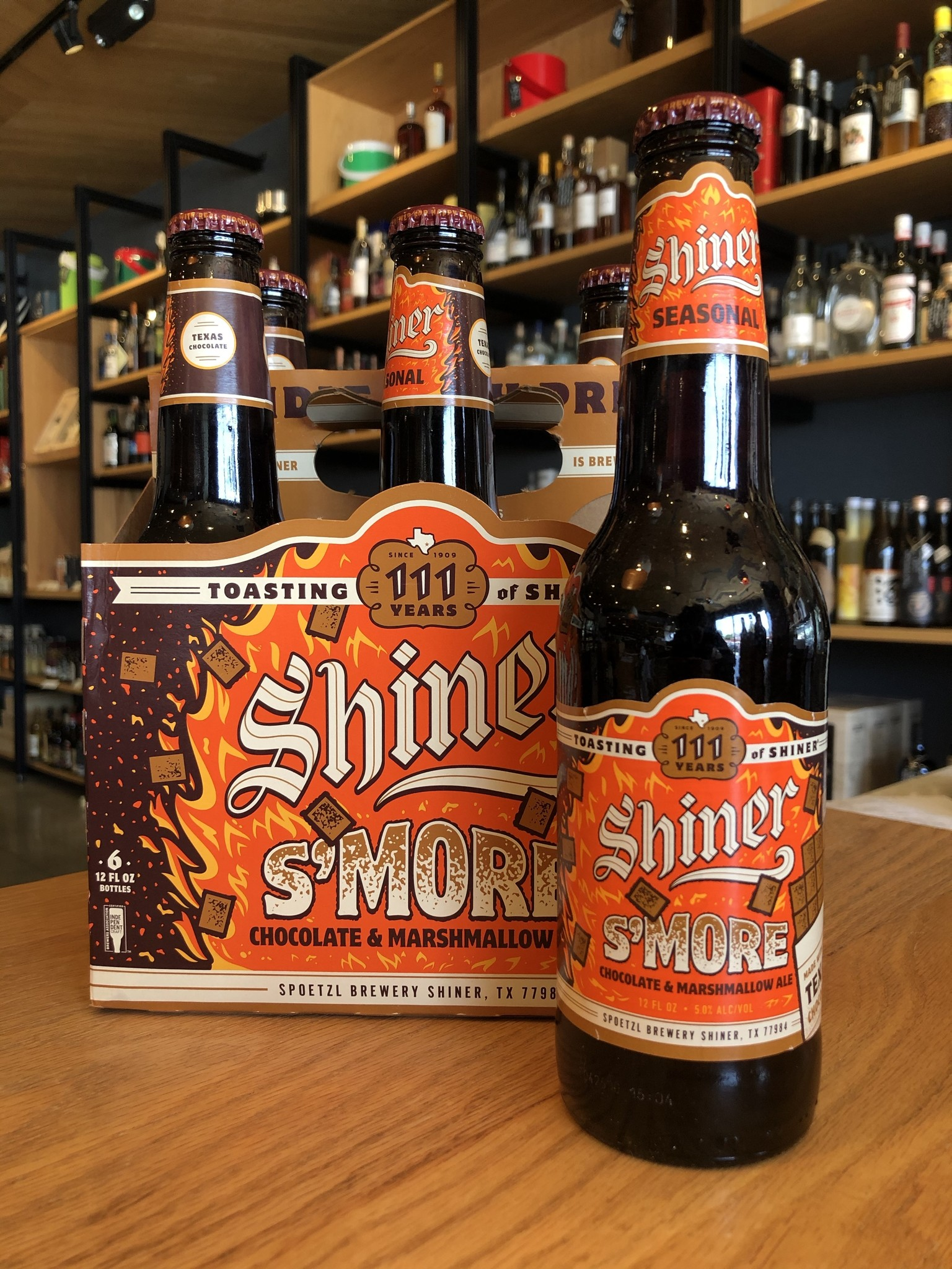 Shiner Shiner Brewing Special S'Mores 6pk