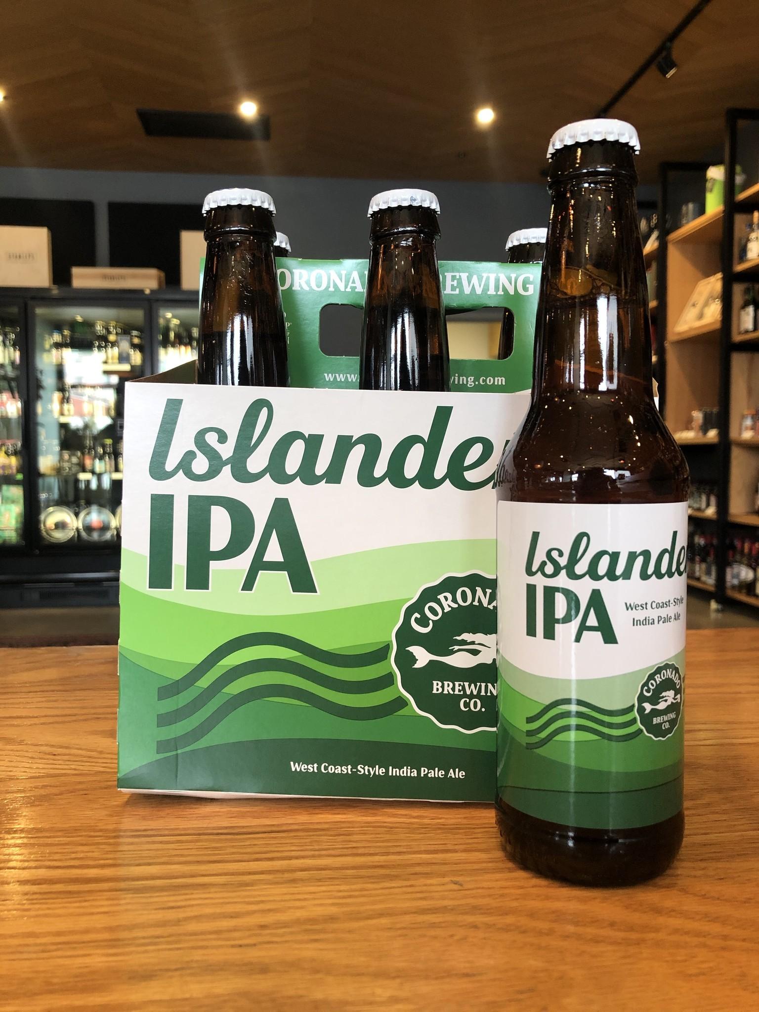 Coronado Brewing Coronado Brewing Islander IPA 6 pack
