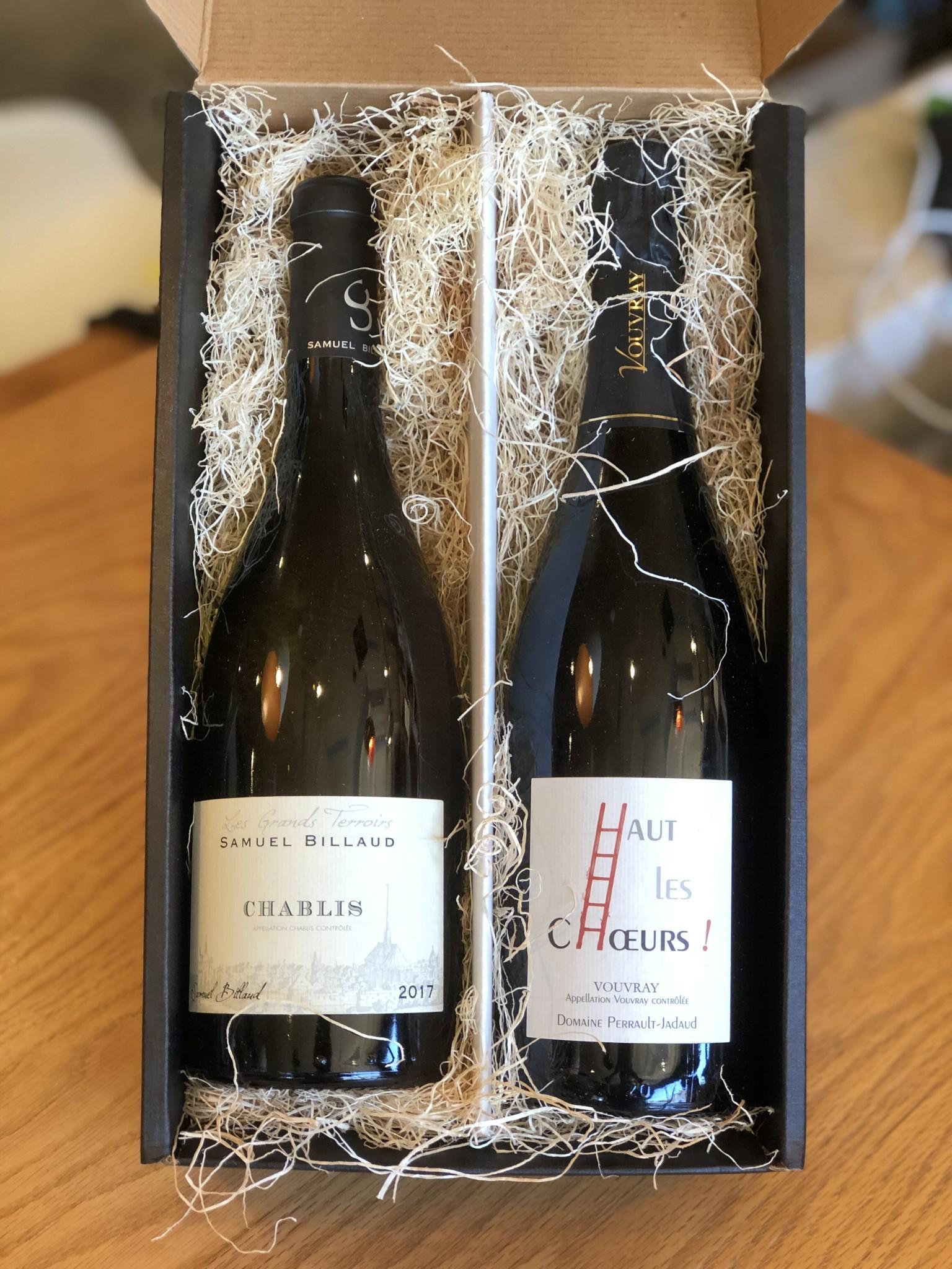 'Bubbles & Billaud' Gift Box
