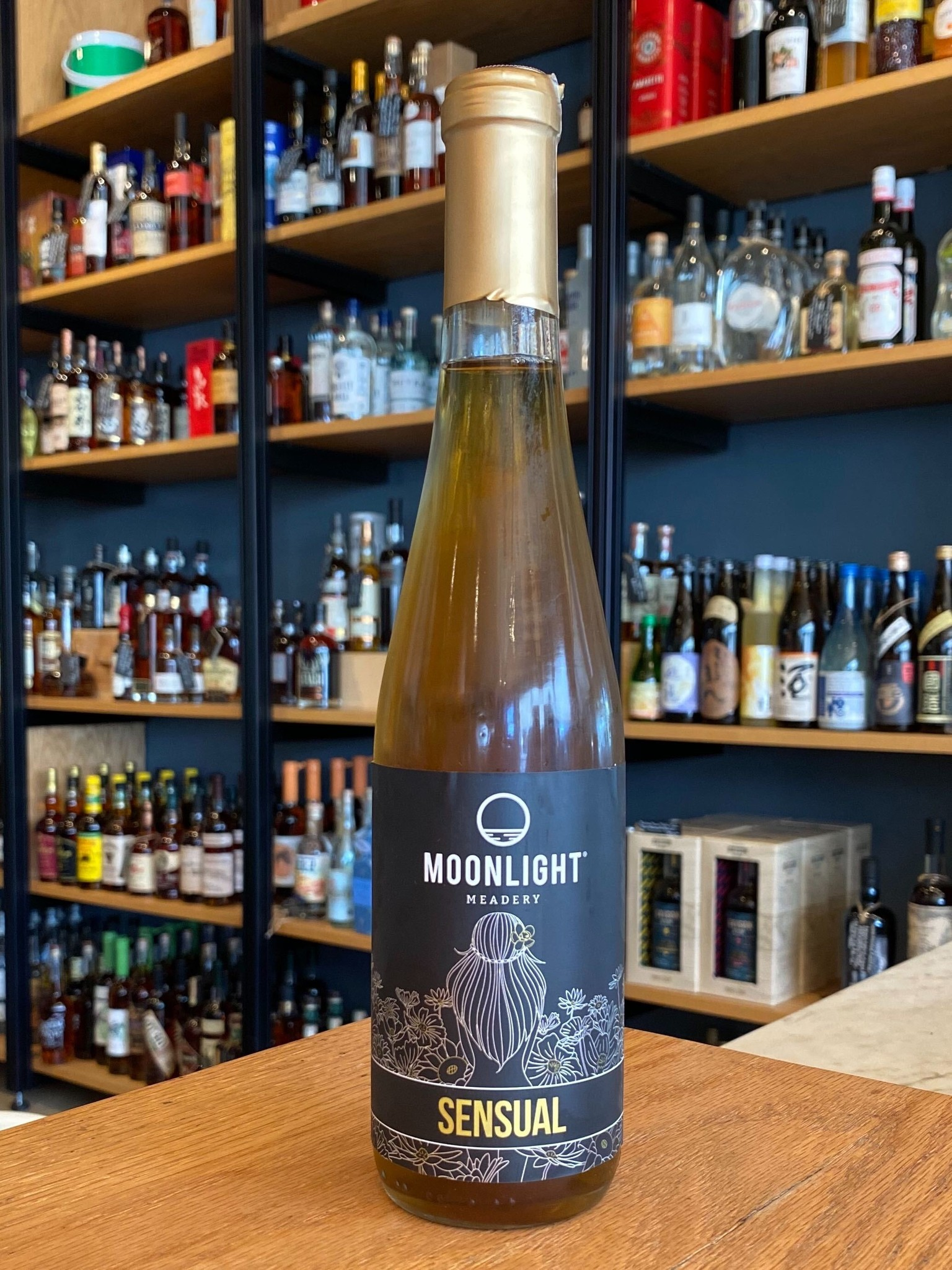 Moonlight Meadery Moonlight Meadery Sensual Wildflower Mead 375ml