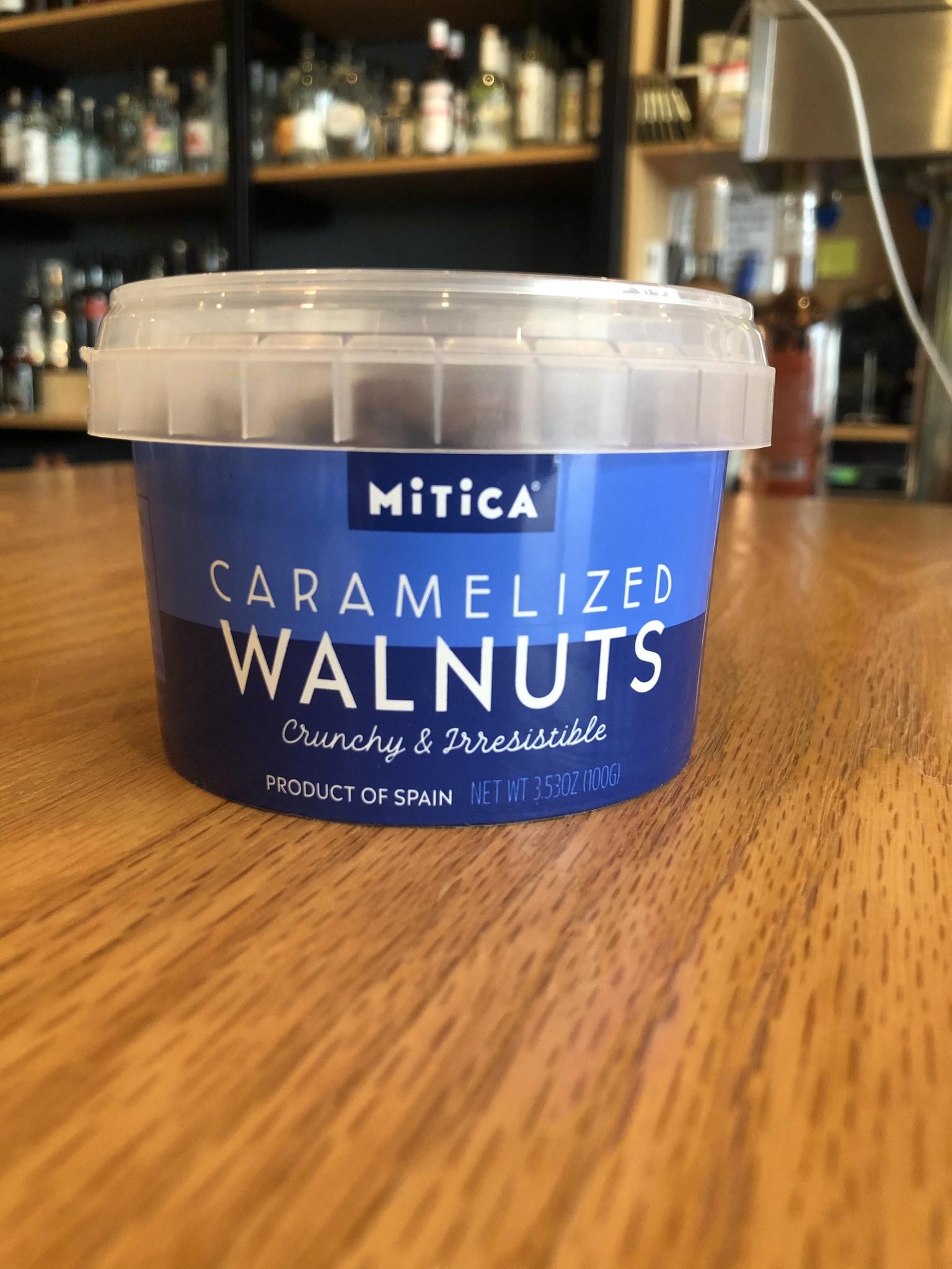 Mitica Mitica Carmelized Walnuts 3.53oz