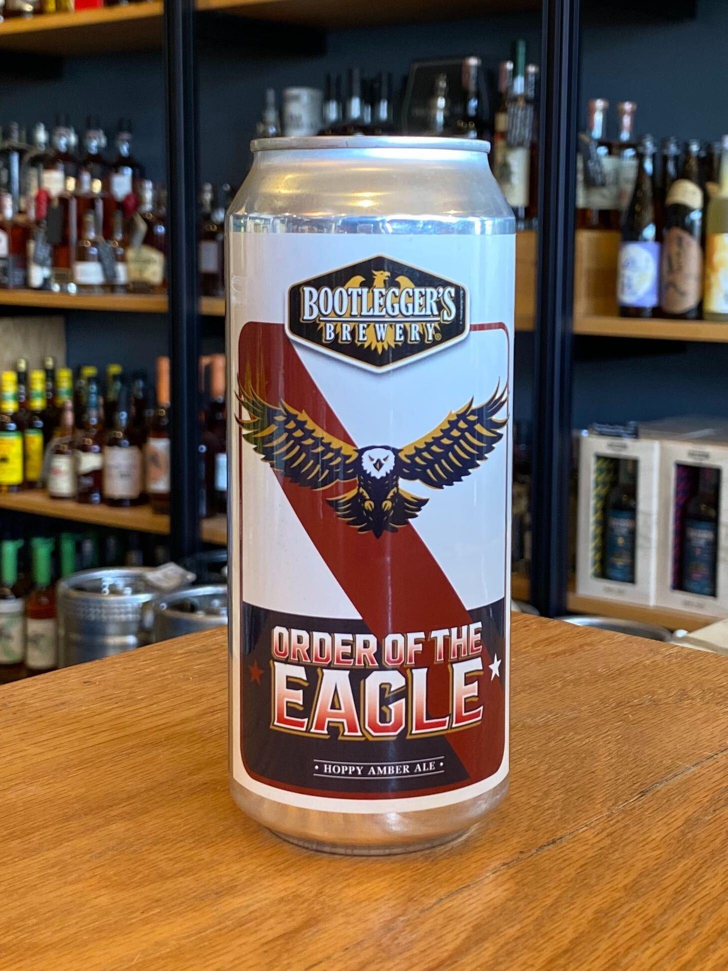 Bootlegger's Brewery Bootlegger Brewing Order of the Eagle 16oz