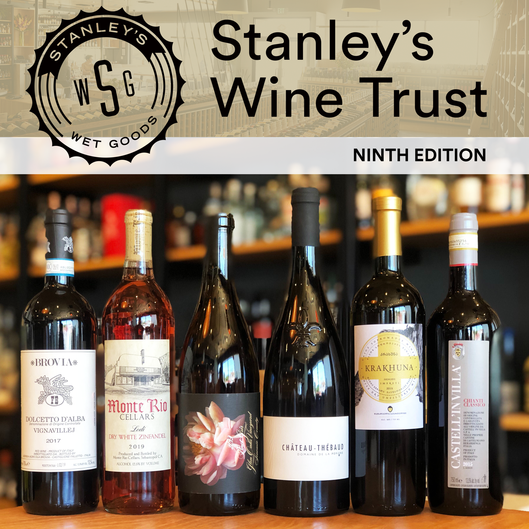 Stanley's Wine Trust - 9th Edition