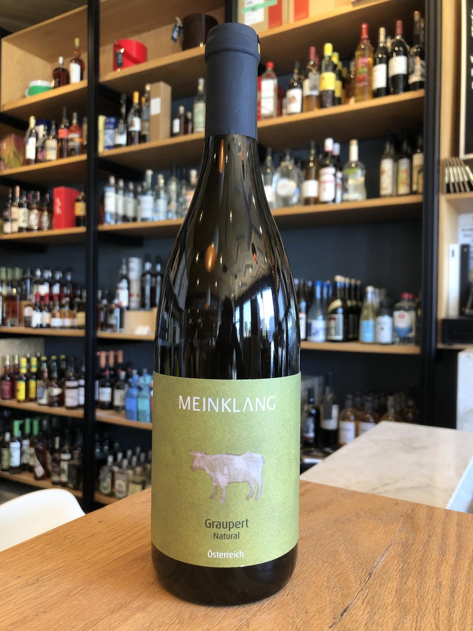 Meinklang 2017 Meinklang 'Graupert' Pinot Gris  750mL