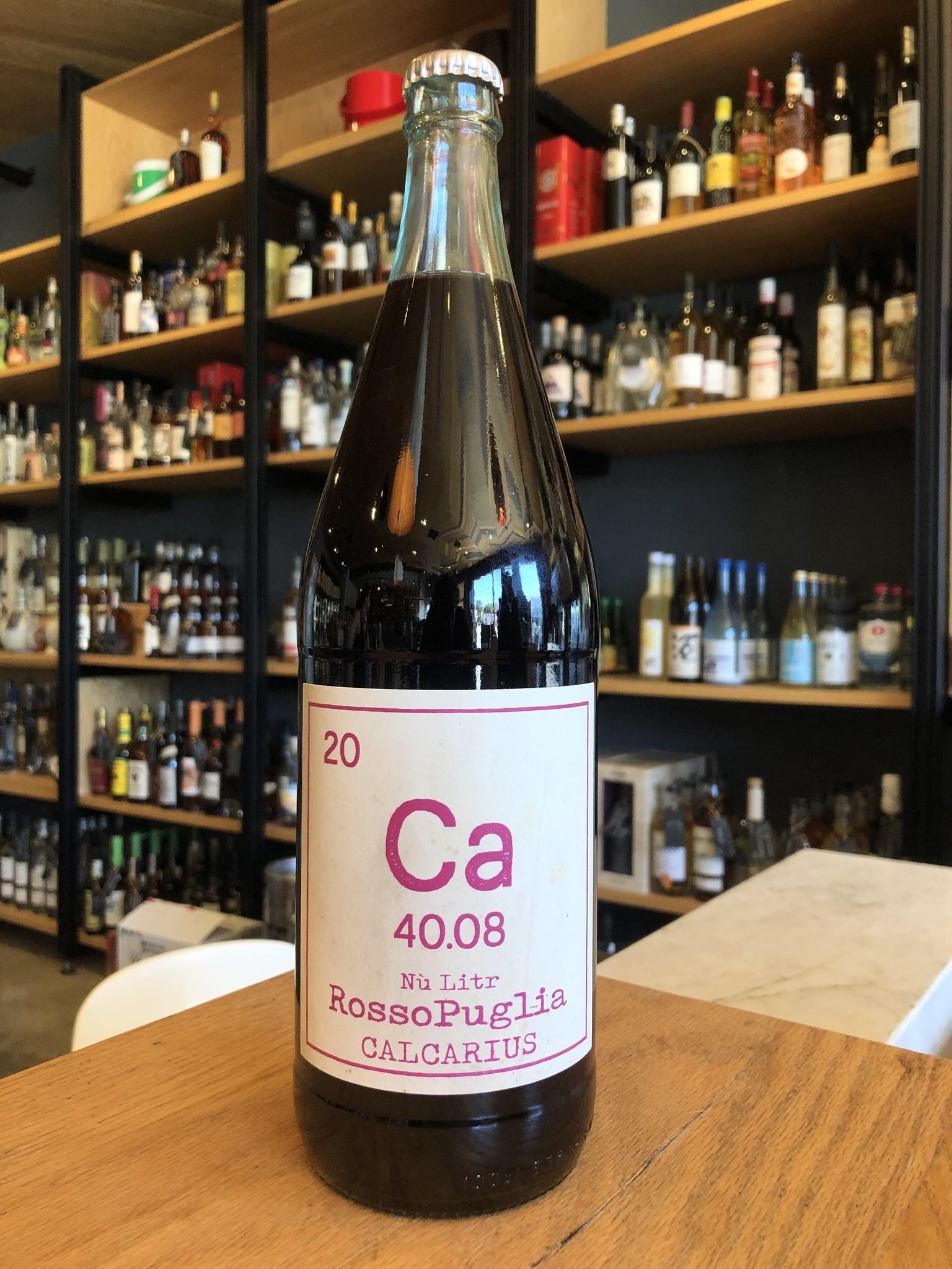 Calcarius 2019 Calcarius 'RossoPuglia' 1L