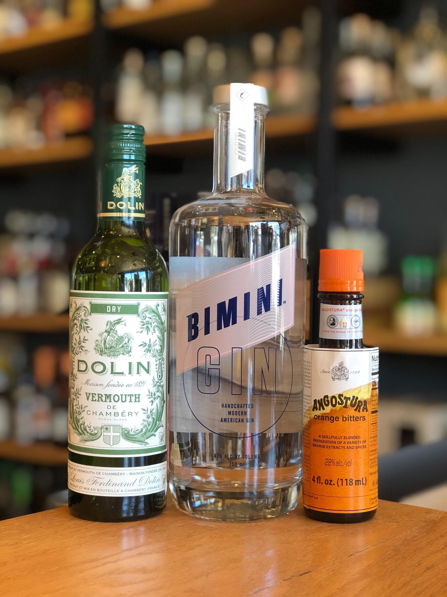 Classic Gin Martini Kit