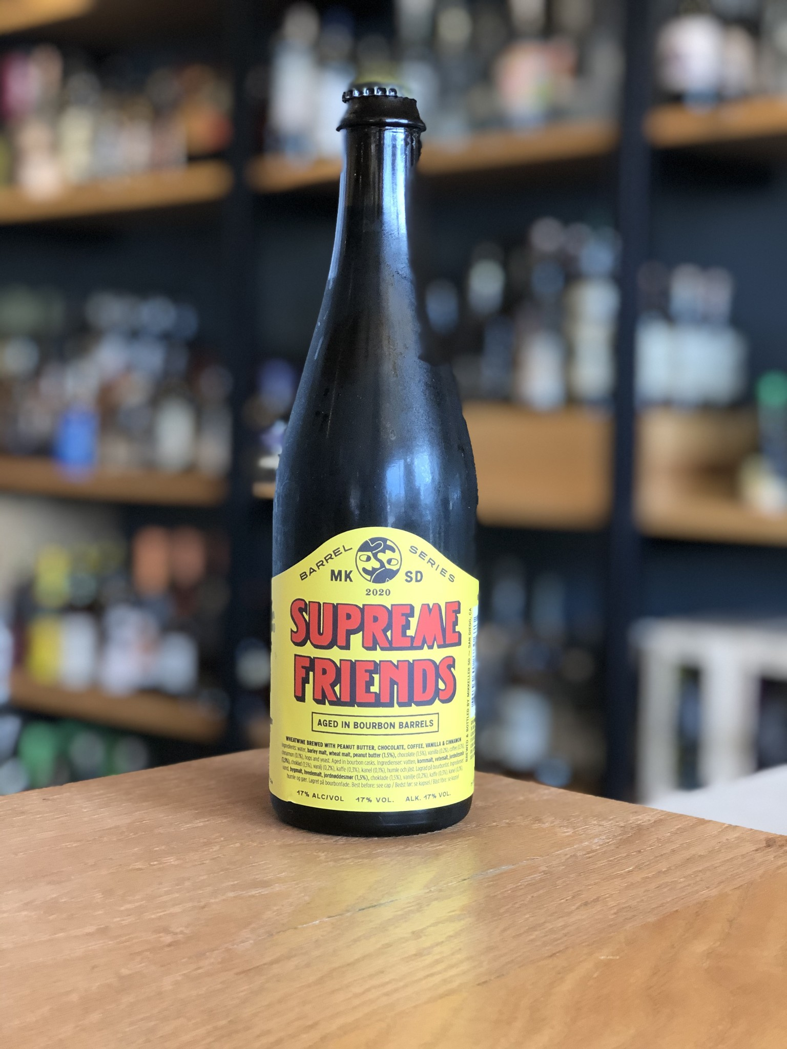 Mikkeller Mikkeller SD Supreme Friends 500mL