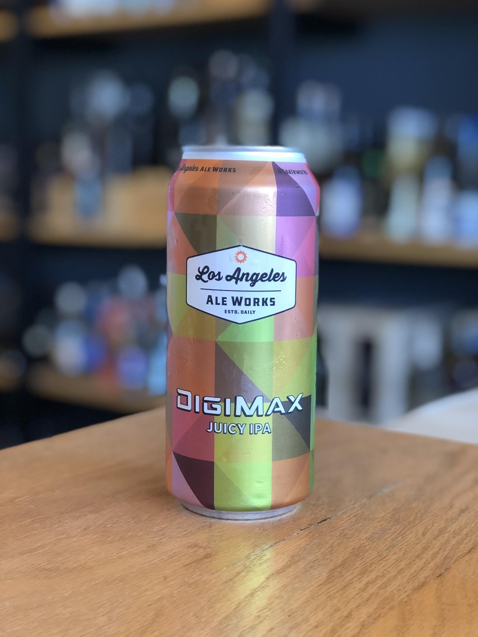 Los Angeles Ale Works Los Angeles Ale Works DigiMax Juicy IPA 16oz