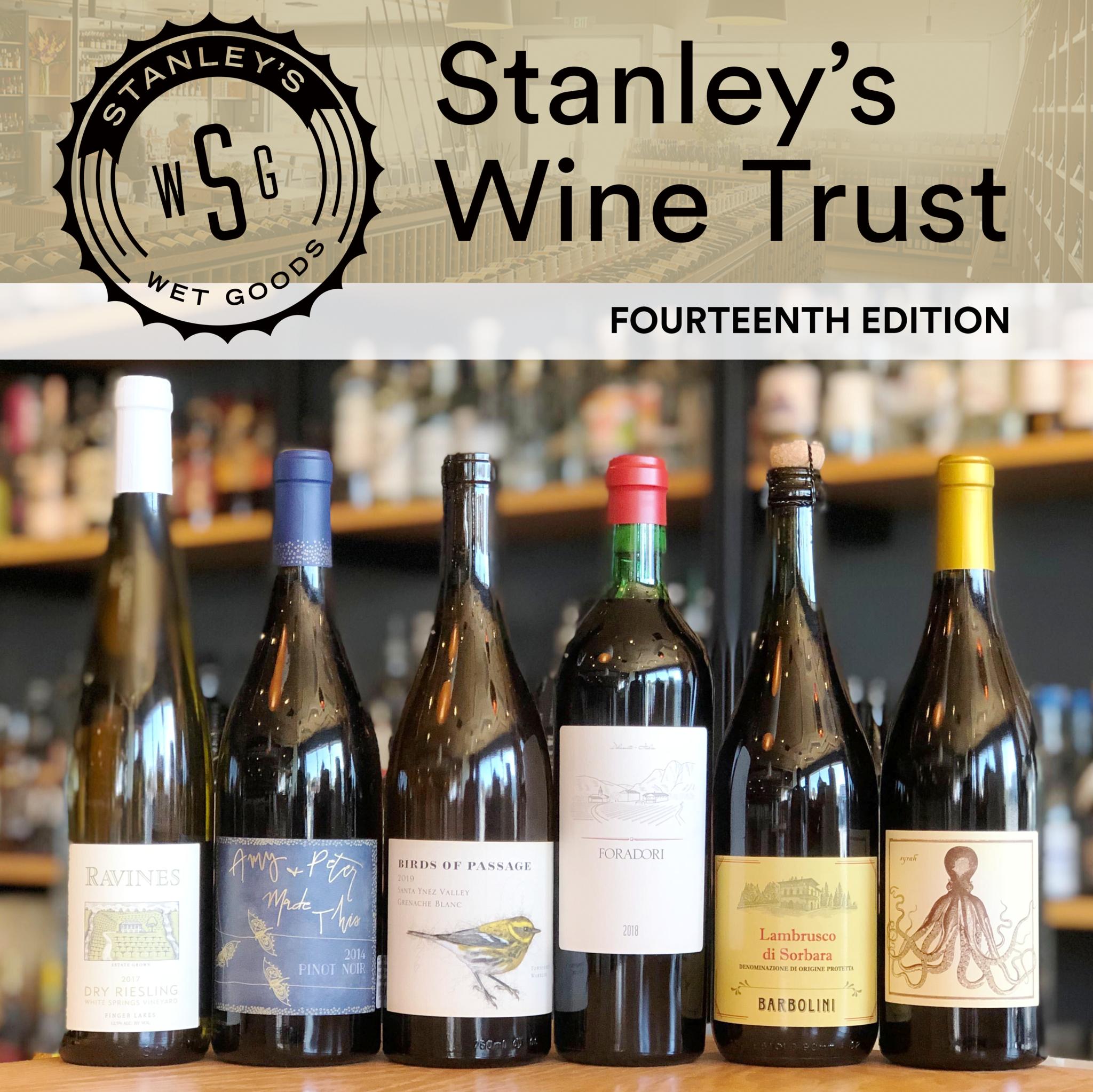 Stanley's Wine Trust - 14th Edition