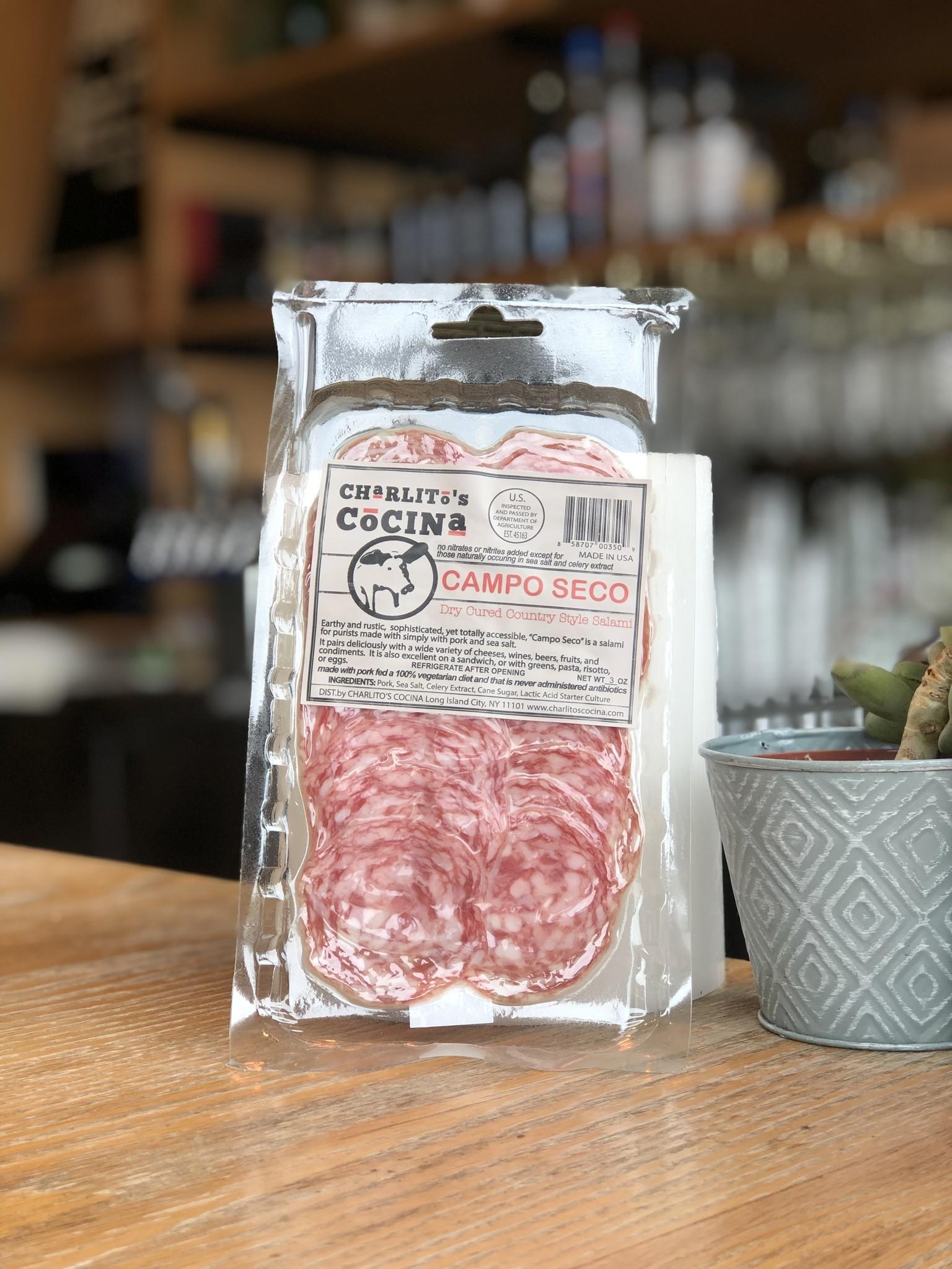 Charlito's Cocina Charlito's Cocina Sliced Campo Seco 3oz