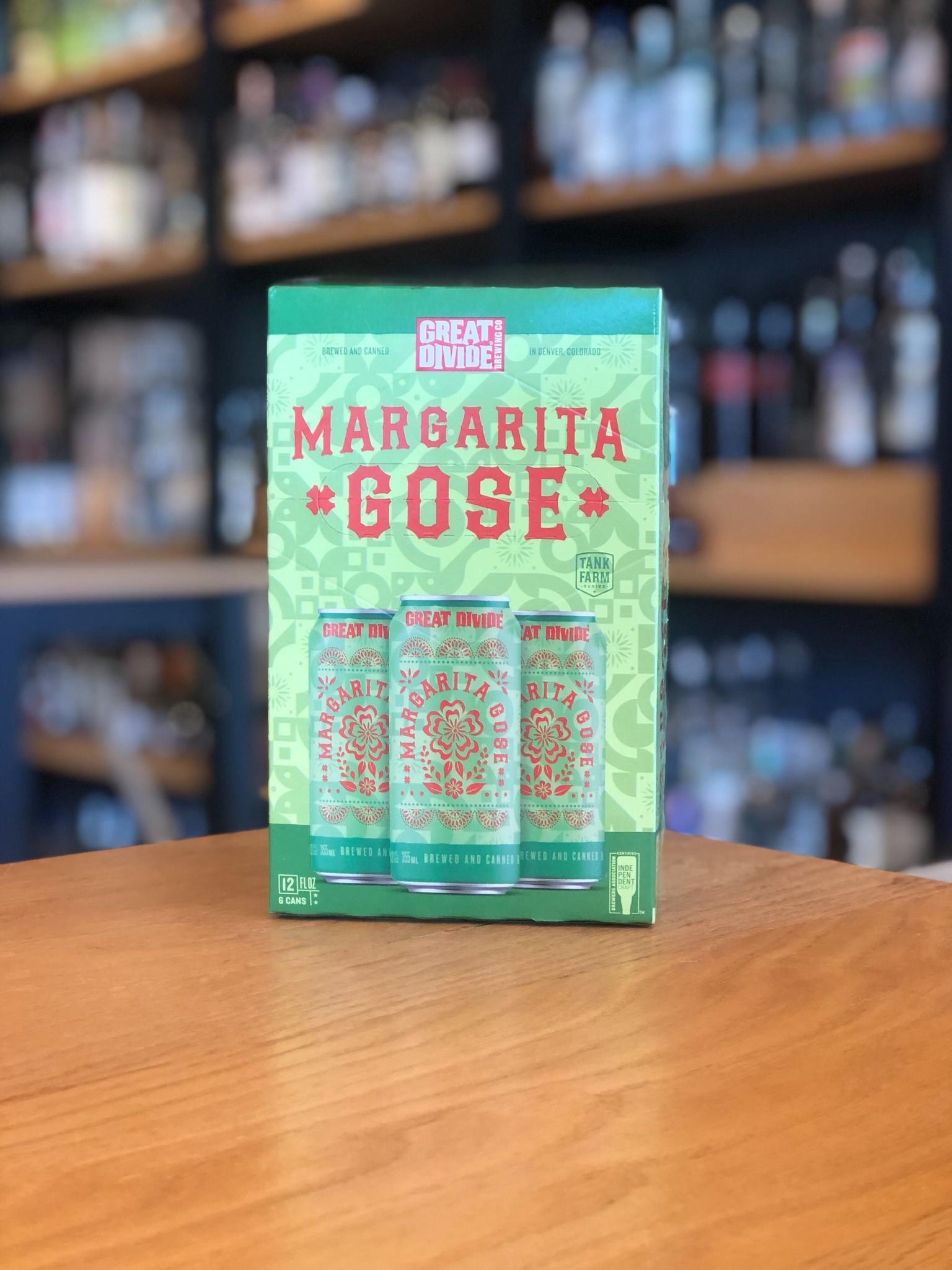 Great Divide Brewing Great Divide Brewing Co. Margarita Gose 12oz 6pk
