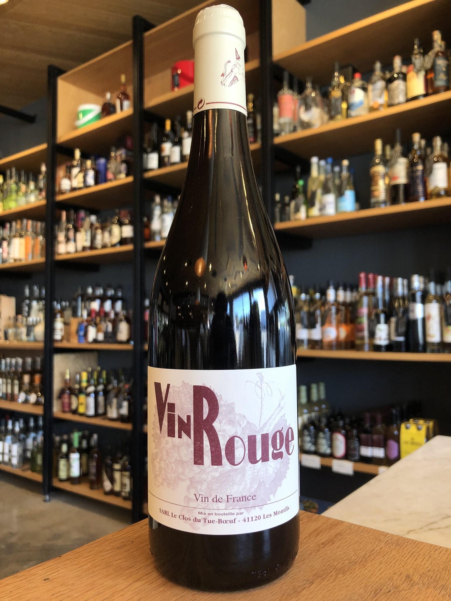 Le Clos du Tue-Bouef 2019 Clos du Tue-Boeuf 'Vin Rouge' 750ml