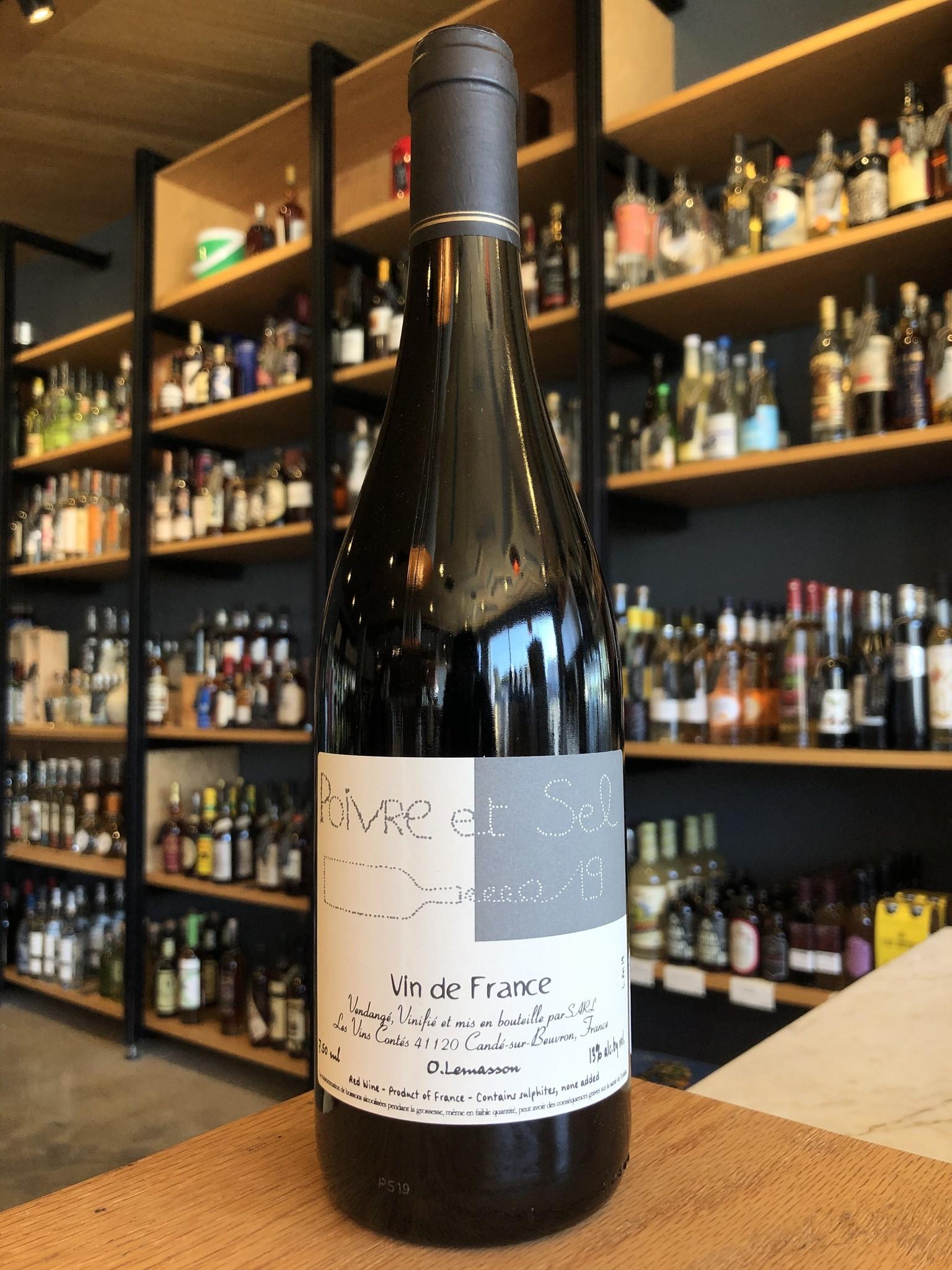 Les Vins Contés 2019 Les Vins Contes 'Poivre et Sel' 750ml