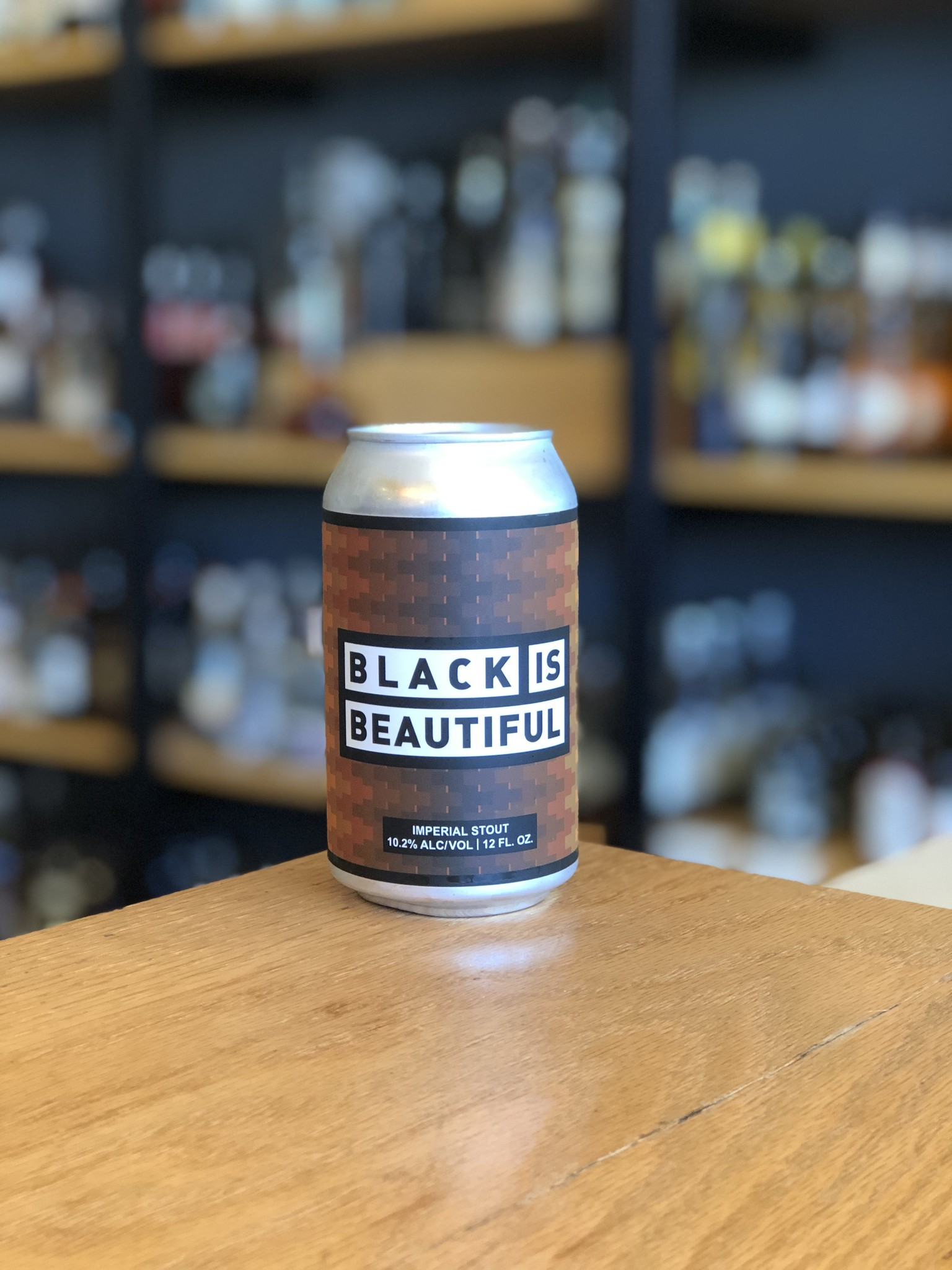 Urban Roots Urban Roots Black is Beautiful Imperial Stout 12oz