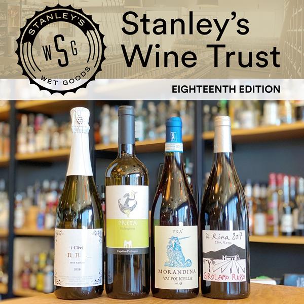 Stanley's Wine Trust - 18th Edition