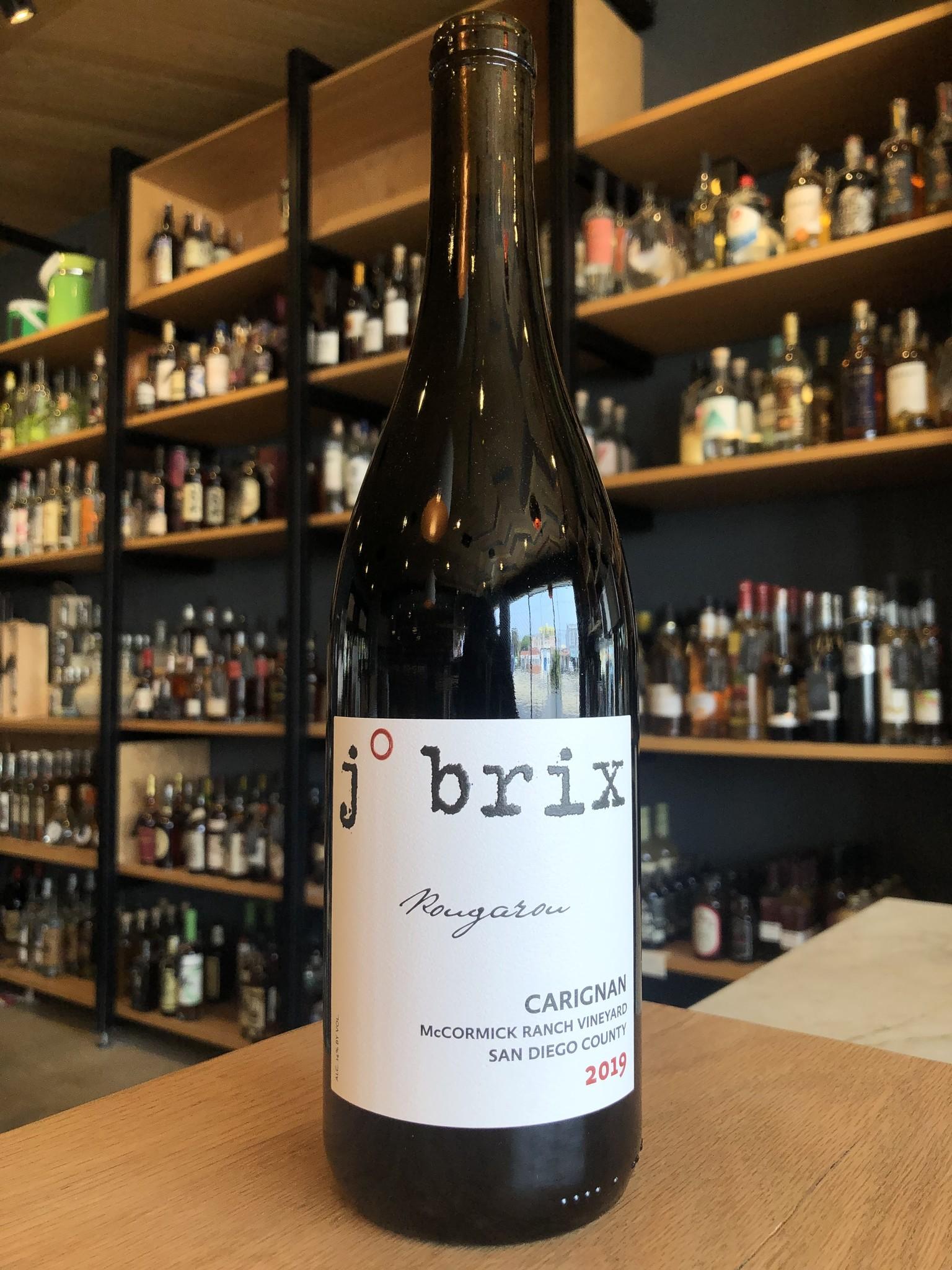 J. Brix 2019 J. Brix Carignan 750ml