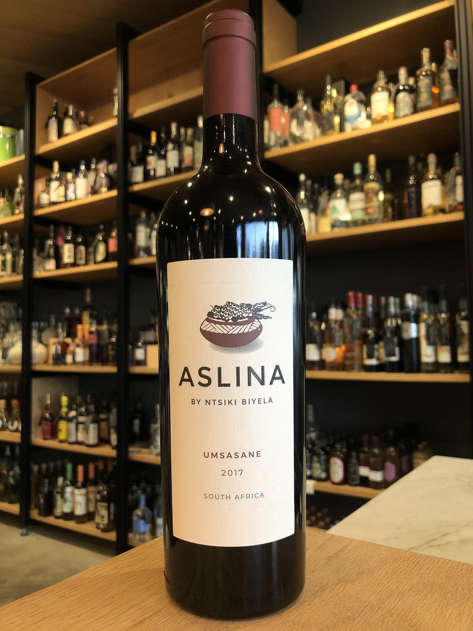 Aslina 2017 Aslina Umsasane 750ml