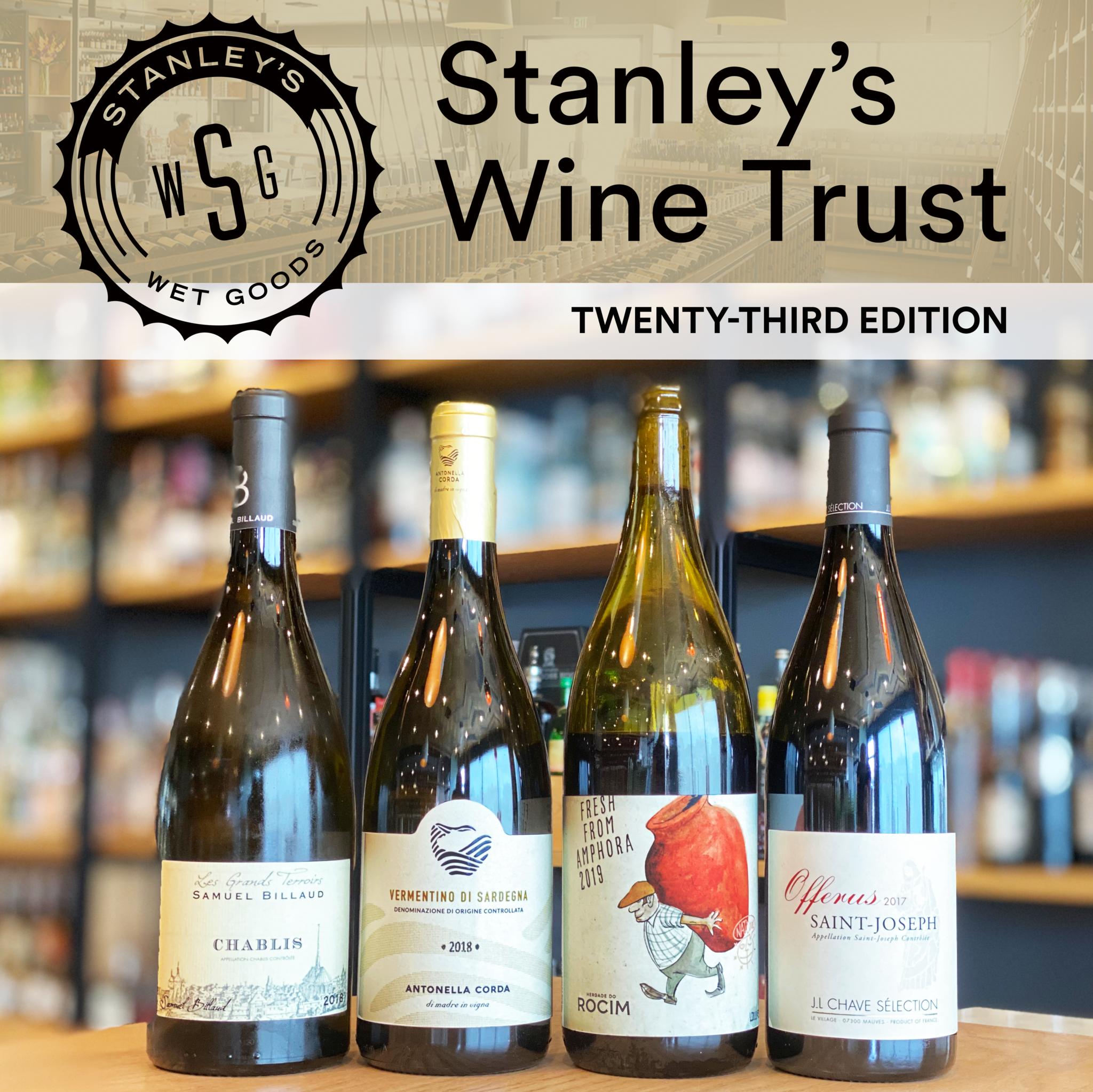 Stanley's Wine Trust - 23rd Edition
