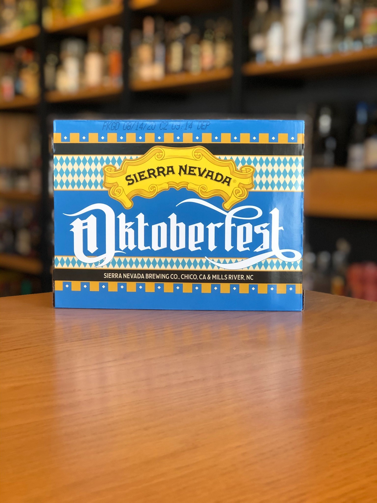 Sierra Nevada Brewing Sierra Nevada Oktoberfest 12oz 12pk