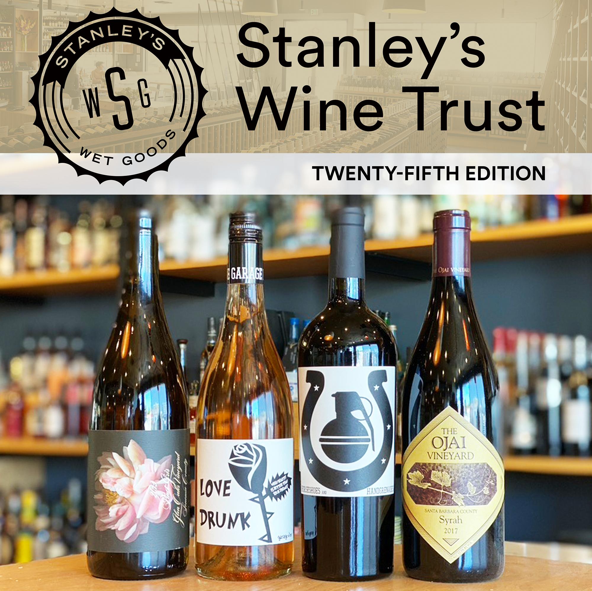 Stanley's Wine Trust - 25th Edition