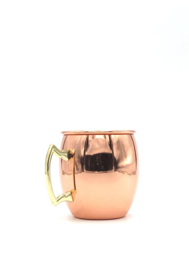 True Brands Moscow Mule Copper Plated Mug 16oz